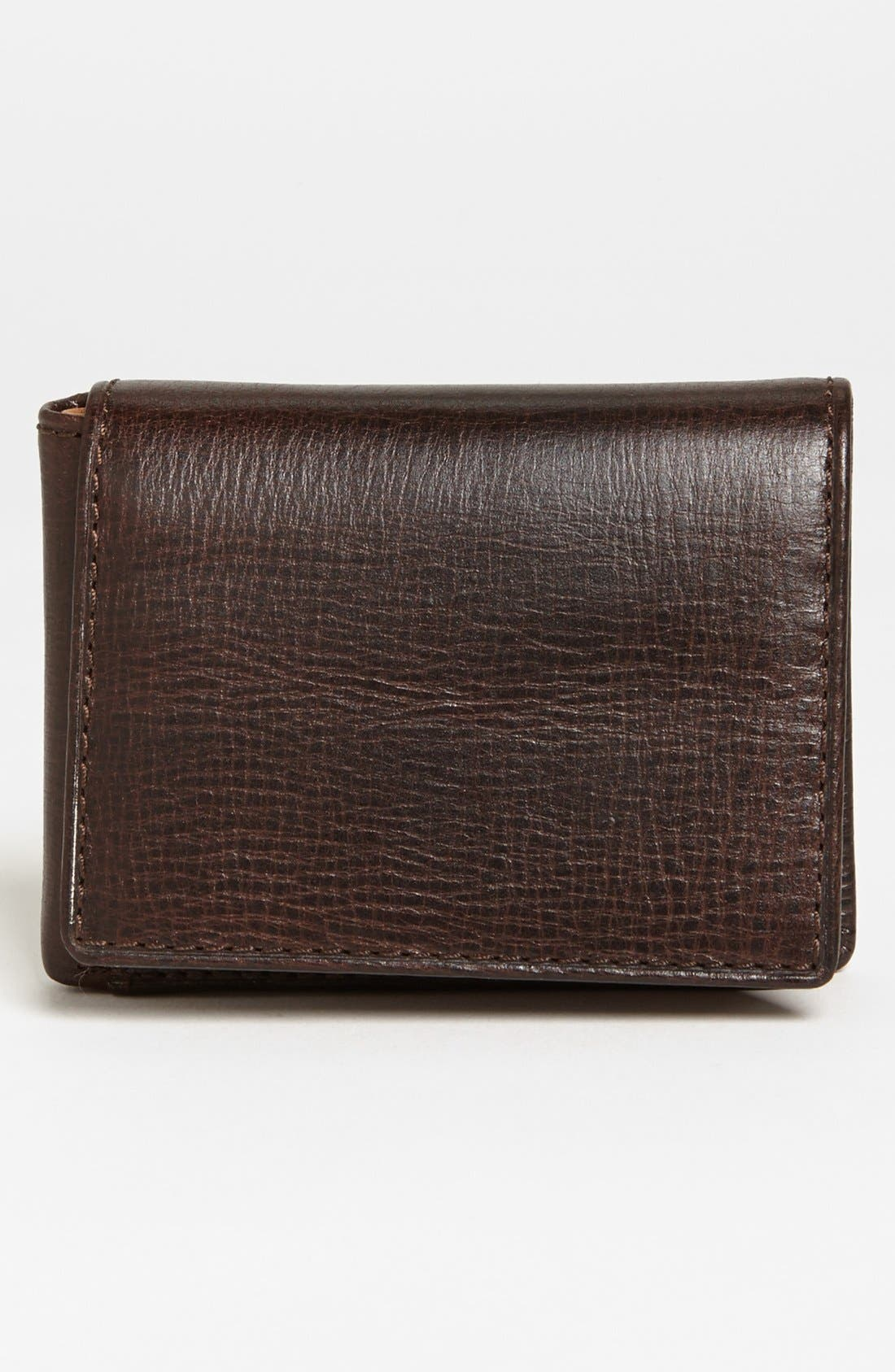 Main Image - Fossil 'Keaton' Execufold Wallet