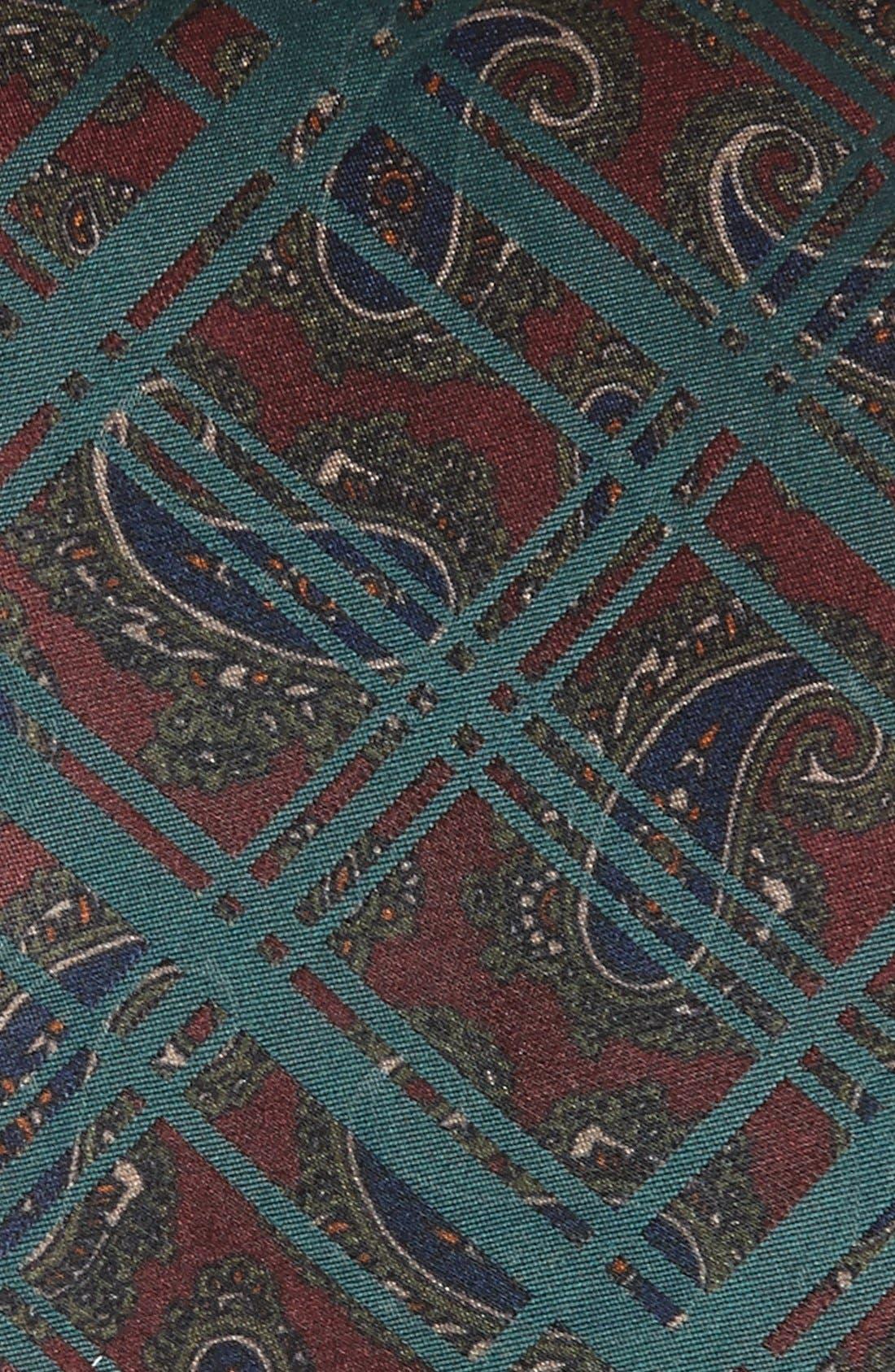 Alternate Image 2  - Etro Woven Tie
