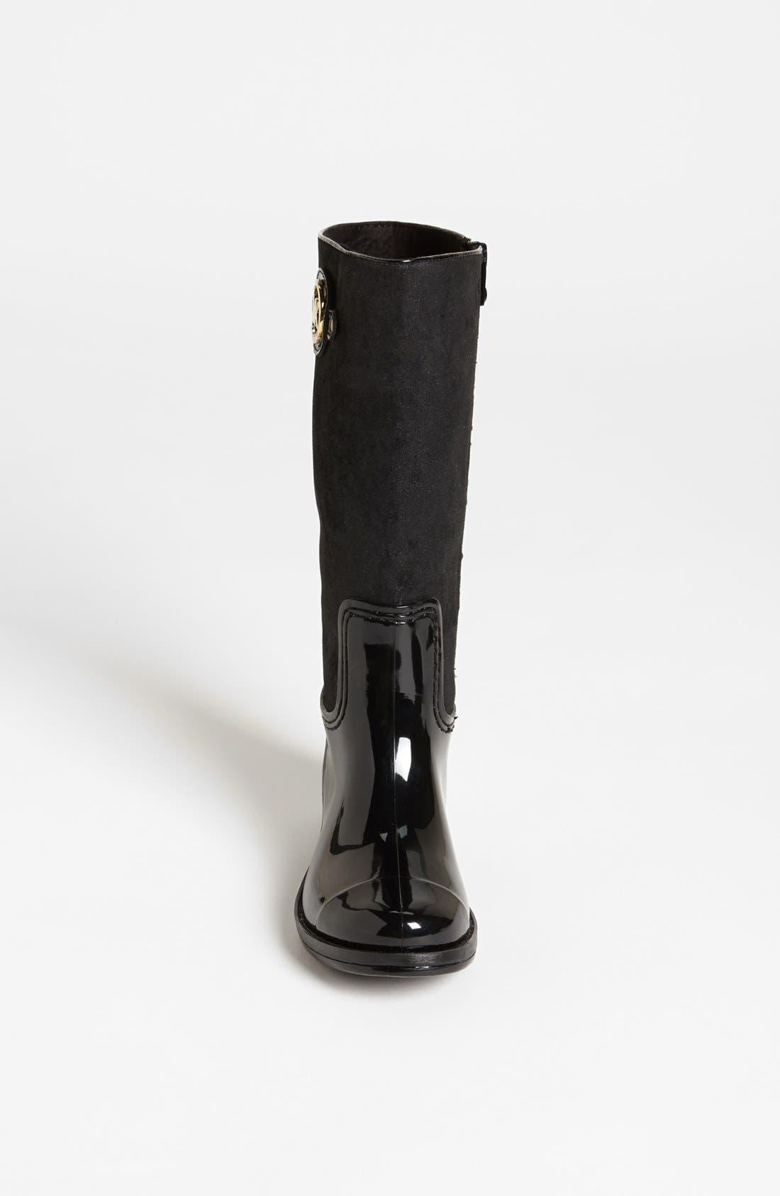 Alternate Image 3  - MICHAEL Michael Kors 'Daisy' Rain Boot (Little Kid & Big Kid)