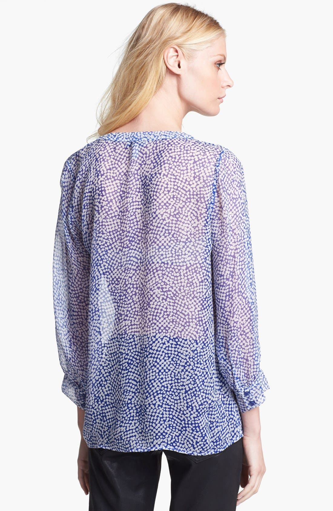 Alternate Image 2  - Joie 'Aceline' Print Silk Shirt