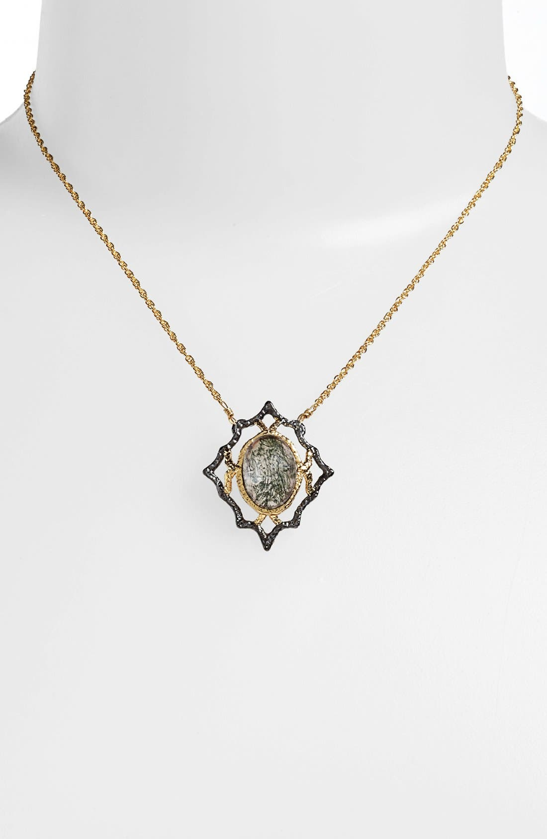 Alternate Image 1 Selected - Alexis Bittar 'Elements - Jardin de Papillon' Pendant Necklace