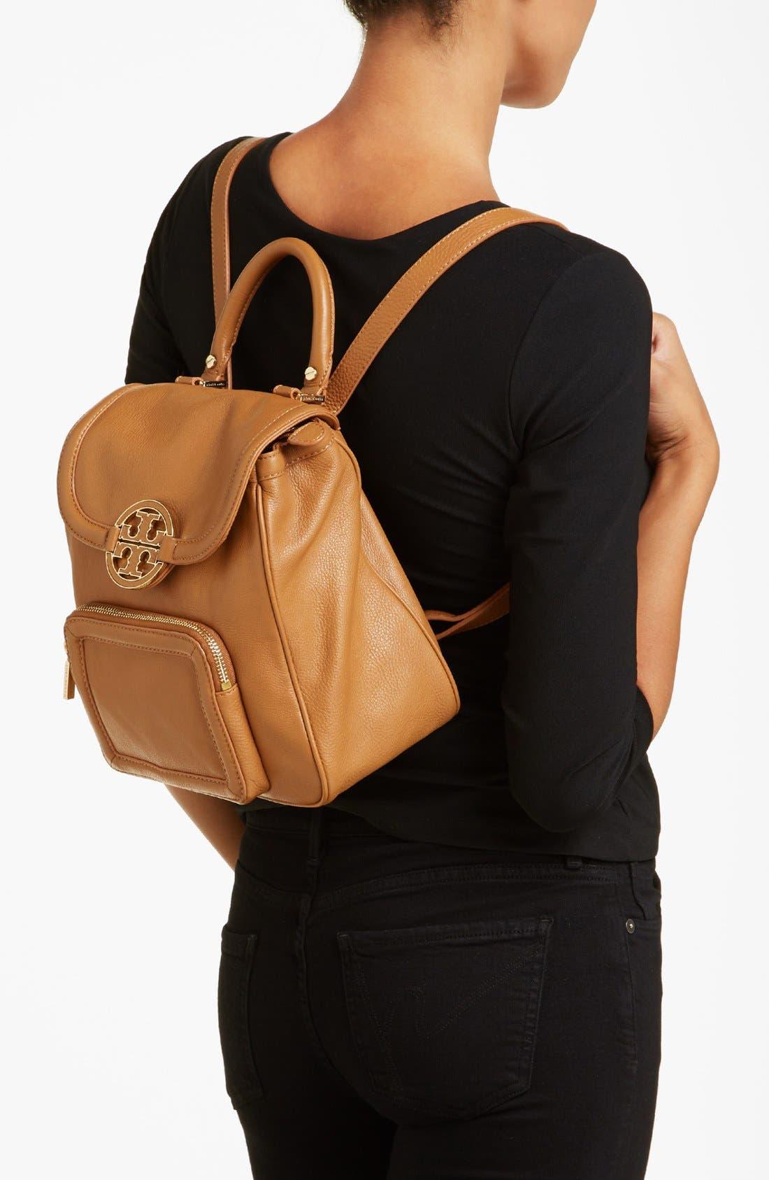 Alternate Image 2  - Tory Burch 'Amanda - Mini' Backpack