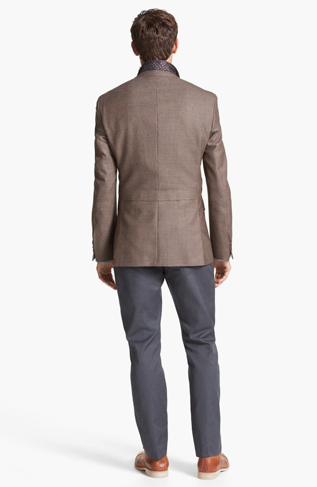 Alternate Image 5  - French Connection Straight Leg Trousers