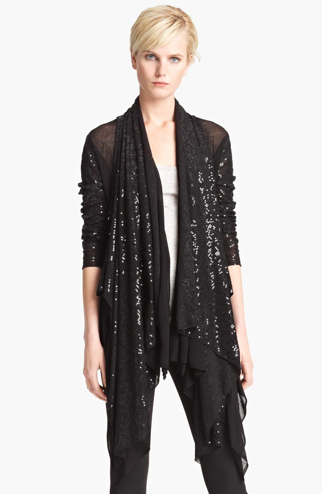 Alternate Image 1 Selected - Donna Karan Collection Sequin Cozy