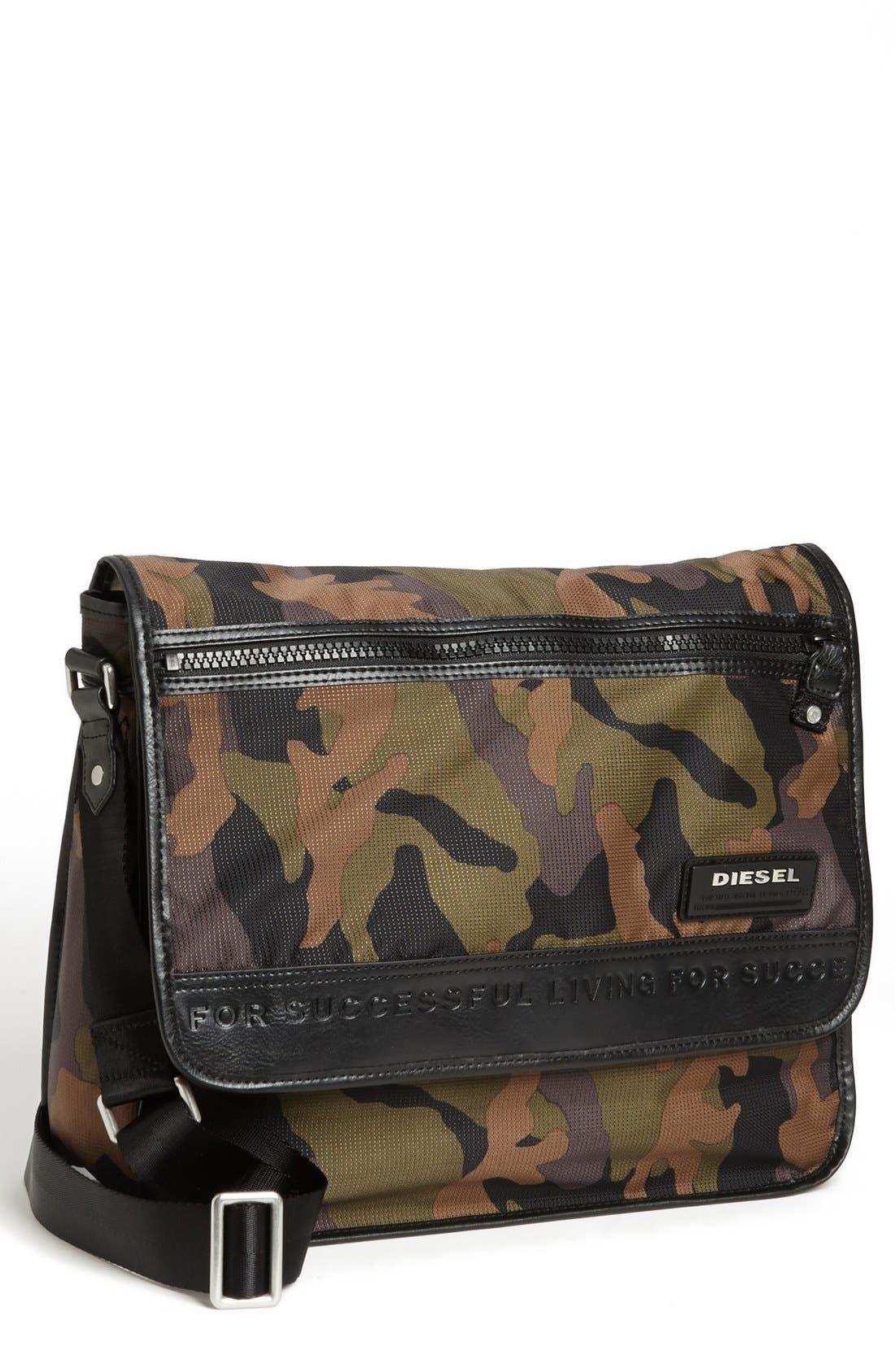 Alternate Image 1 Selected - DIESEL® 'On The Road Twice' Messenger Bag