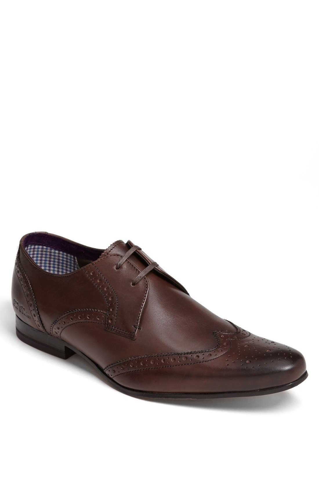 Main Image - Ted Baker London 'Nenoi' Wingtip