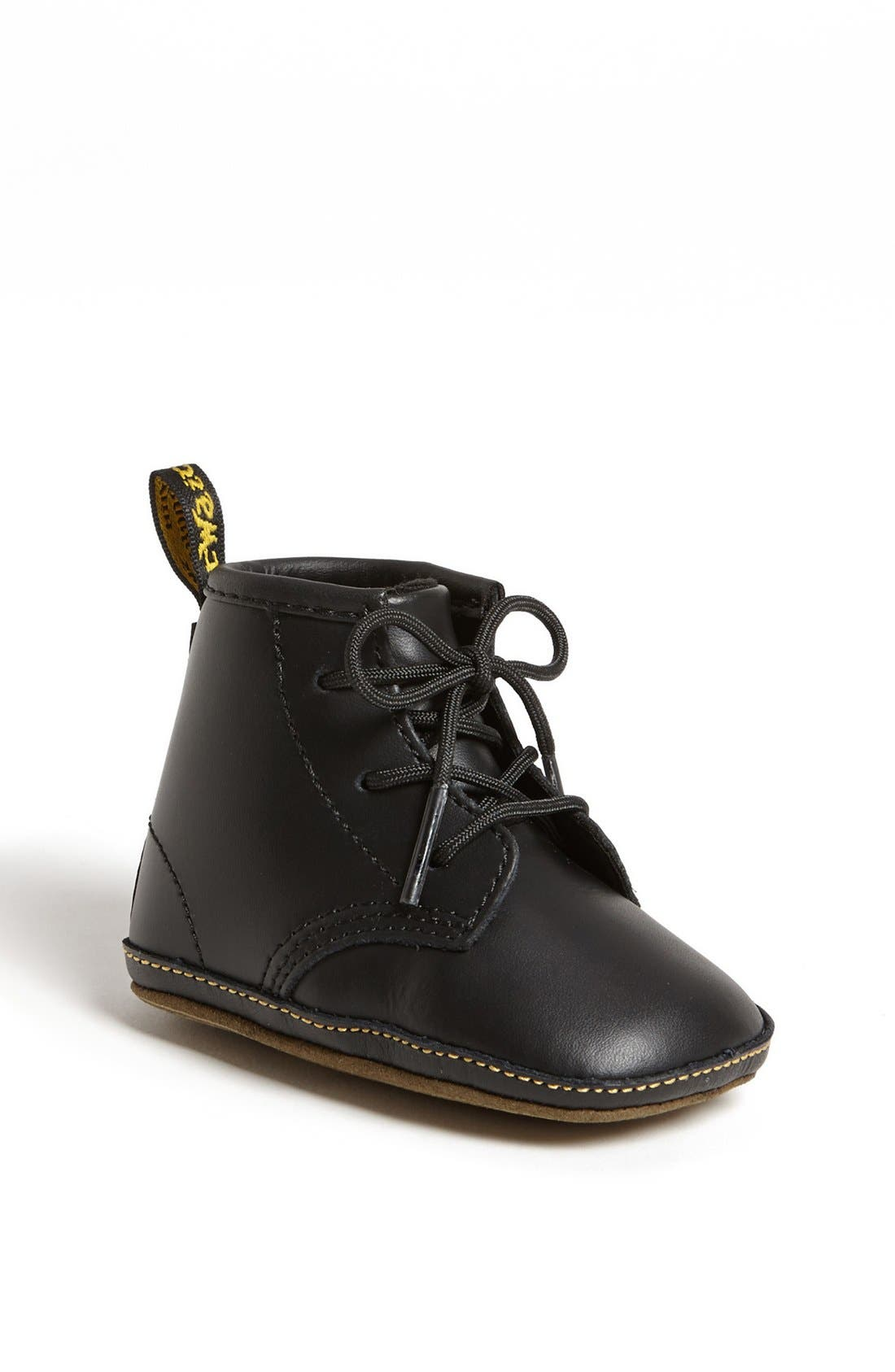 Alternate Image 1 Selected - Dr. Martens Crib Bootie (Baby)