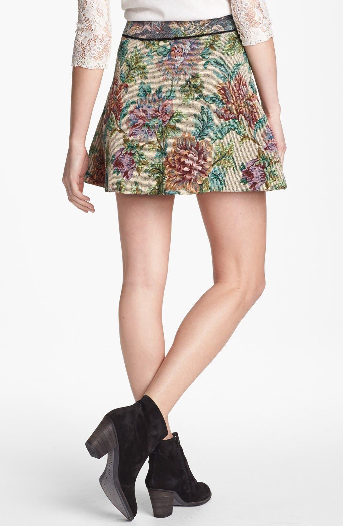 Alternate Image 2  - Free People Tapestry Skirt