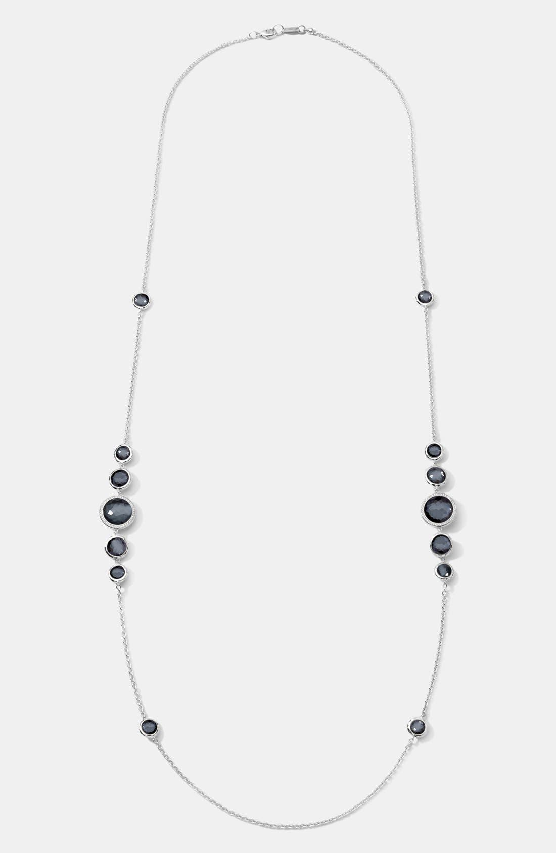 Alternate Image 1 Selected - Ippolita 'Stella' Long Station Necklace