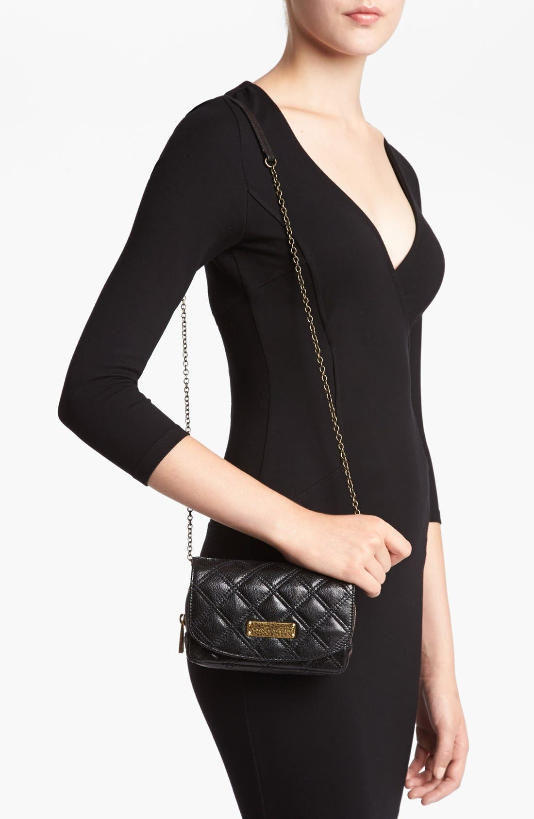 Alternate Image 2  - MARC JACOBS 'Baroque - Bijoux' Leather Crossbody Bag