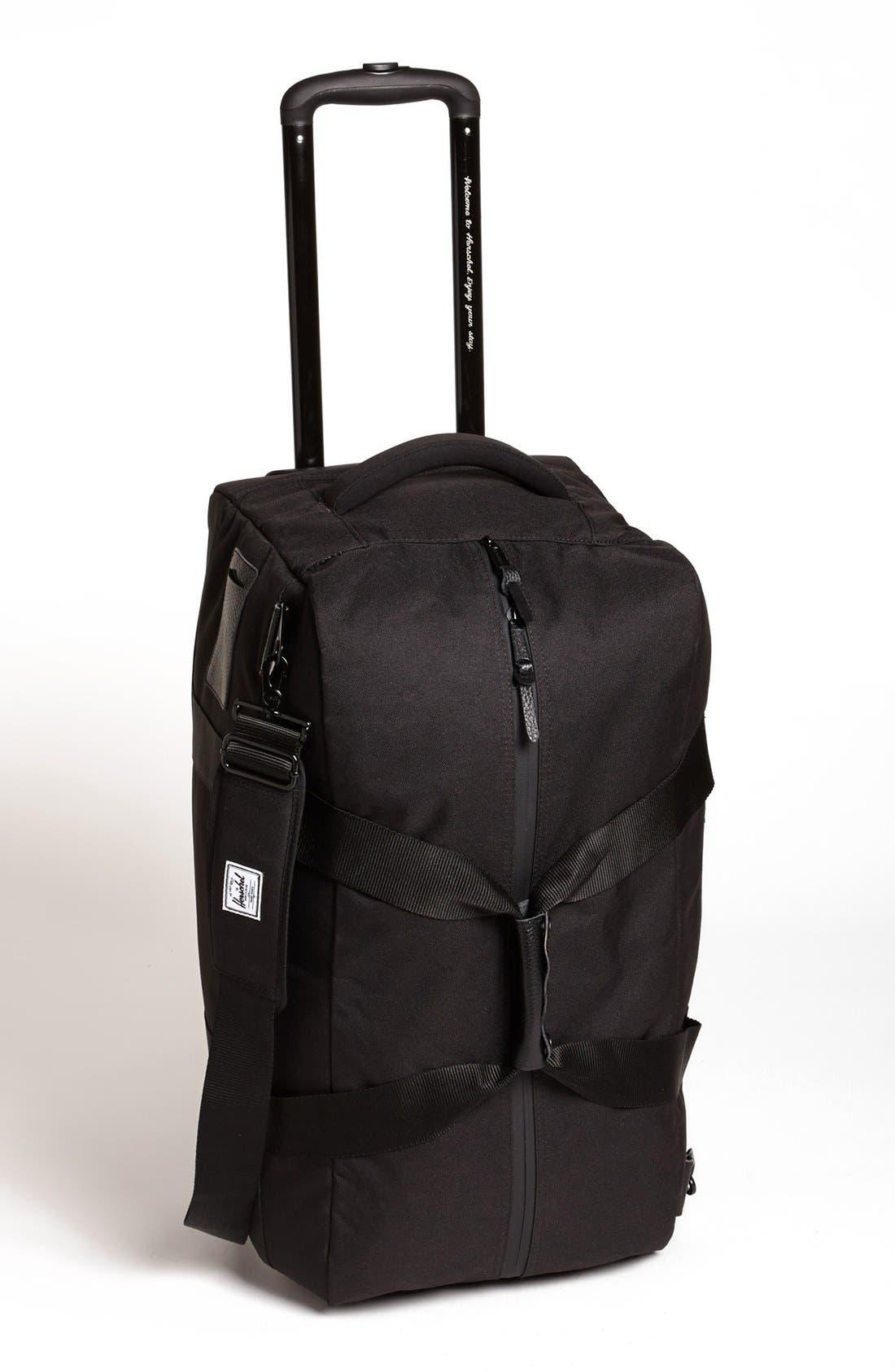 Main Image - Herschel Supply Co. 'Wheelie Outfitter' Travel Bag (24 Inch)