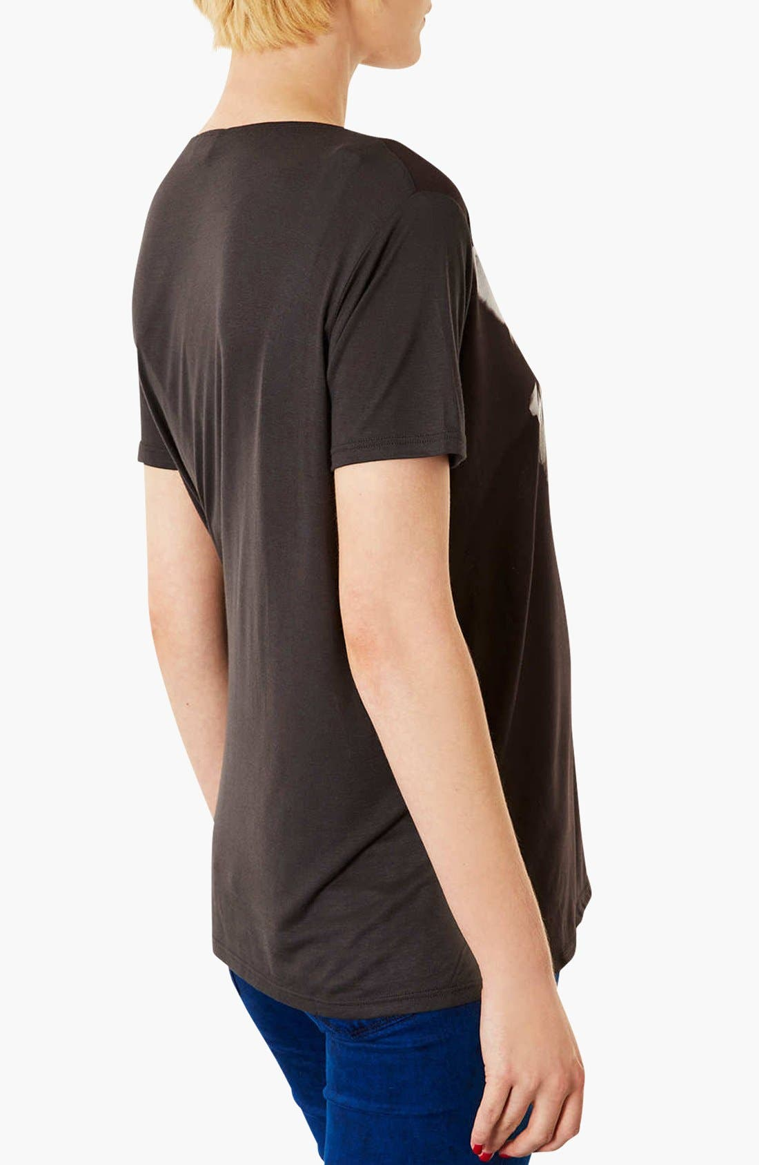 Alternate Image 4  - Topshop 'Photo Dove' Maternity Tee