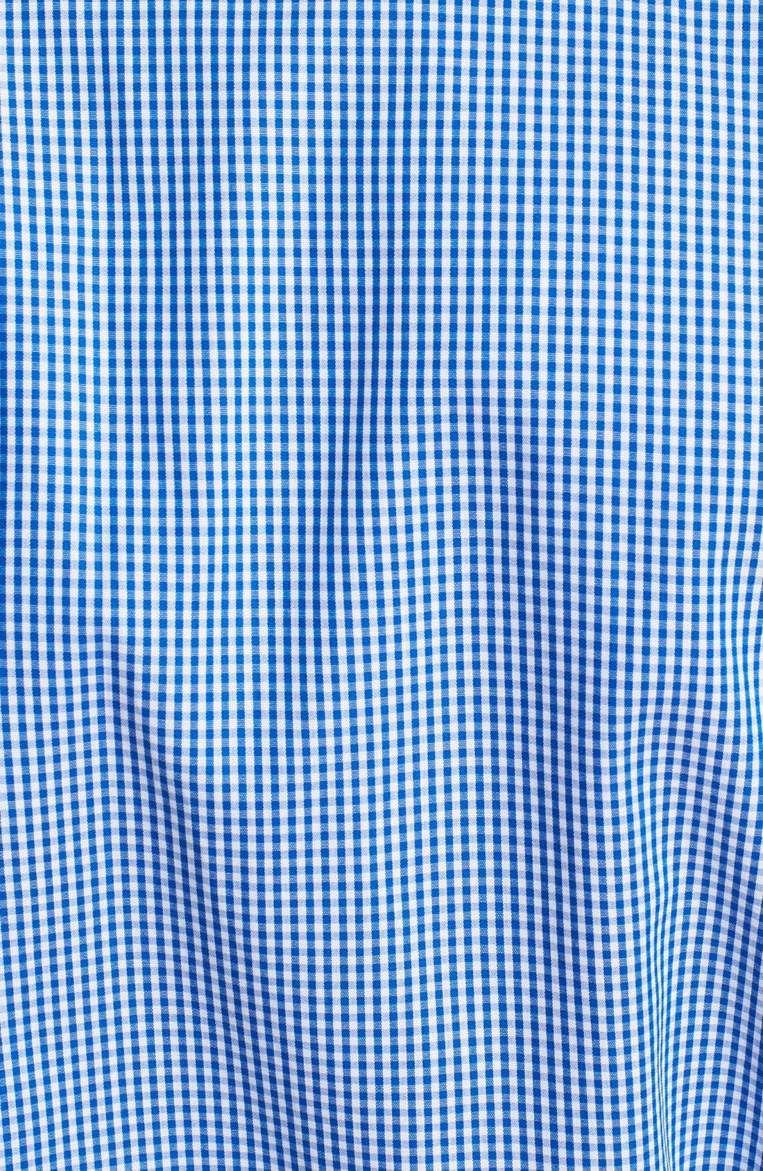 Alternate Image 3  - Paul Smith London Check Cotton Shirt