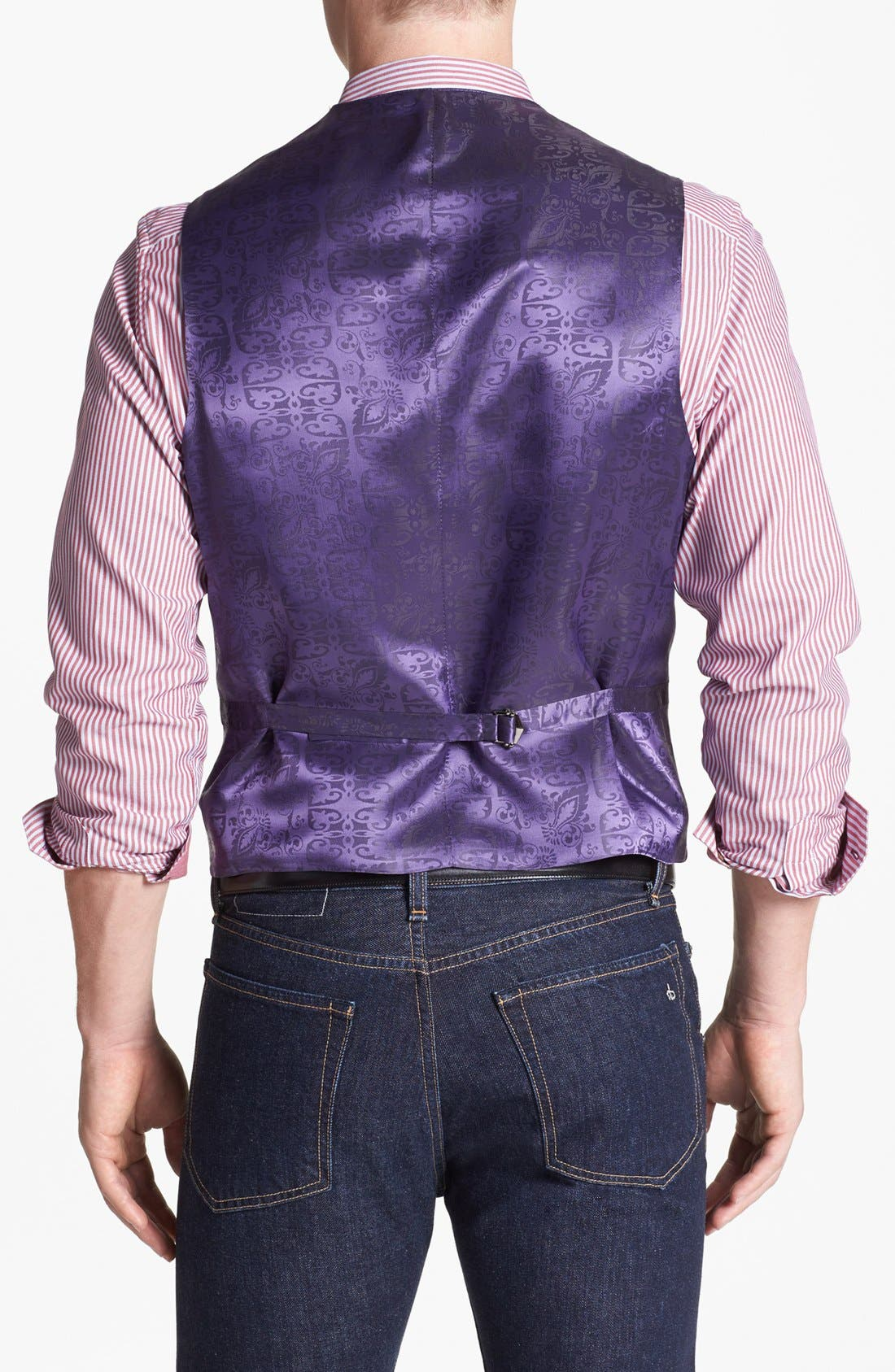 Alternate Image 3  - Ted Baker London Wool Vest
