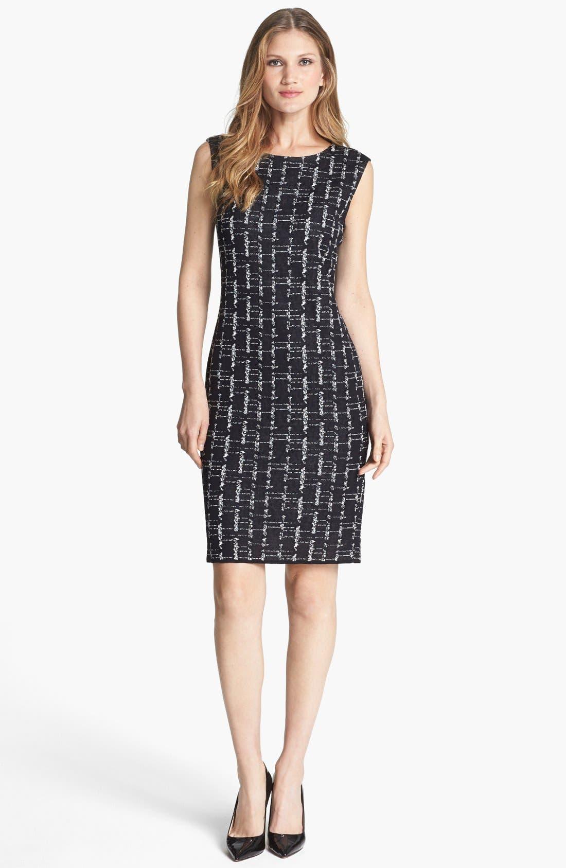 Alternate Image 1 Selected - Misook 'Judy' Sheath Dress