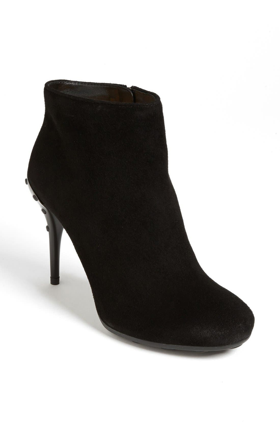 Alternate Image 1 Selected - Tod's 'Gomma' Pebbled Heel Bootie