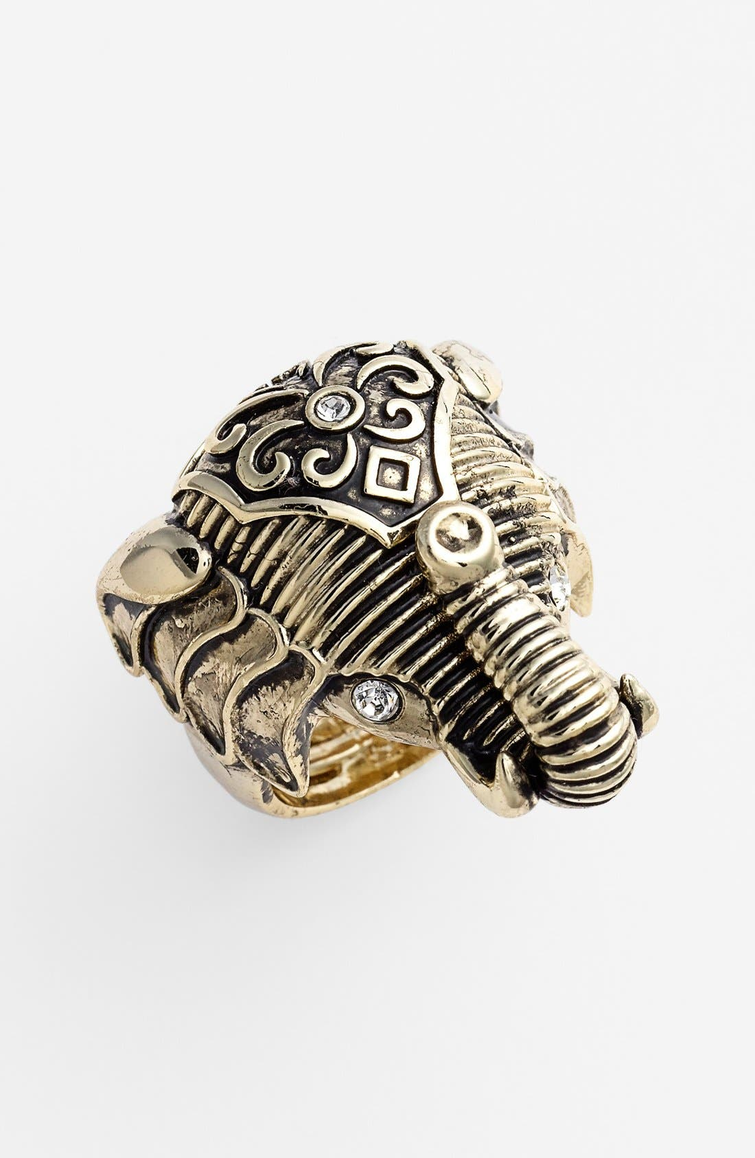 Main Image - Ariella Collection 'Critters' Elephant Ring (Nordstrom Exclusive)