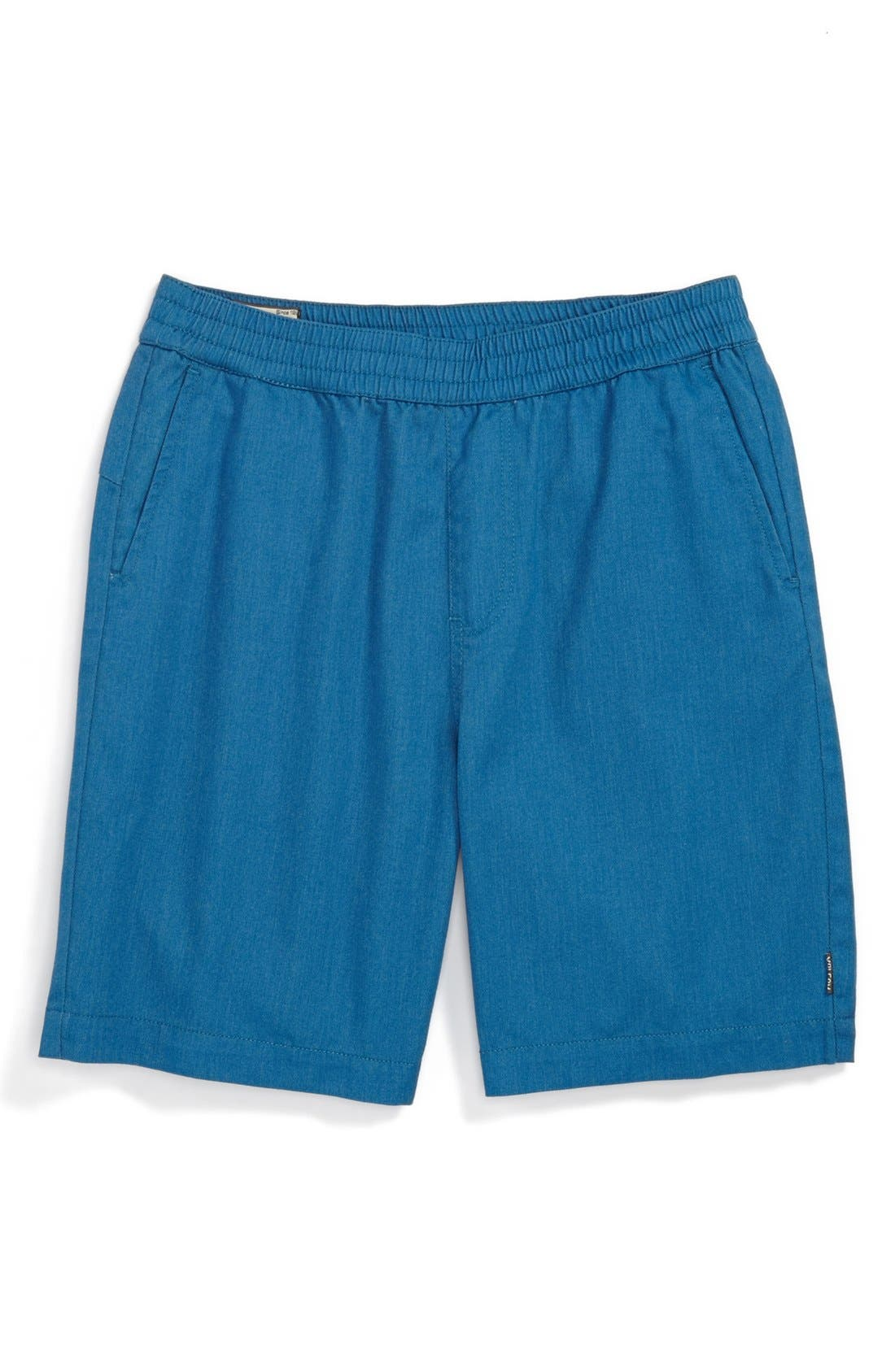 Alternate Image 1 Selected - Volcom Twill Shorts (Big Boys)