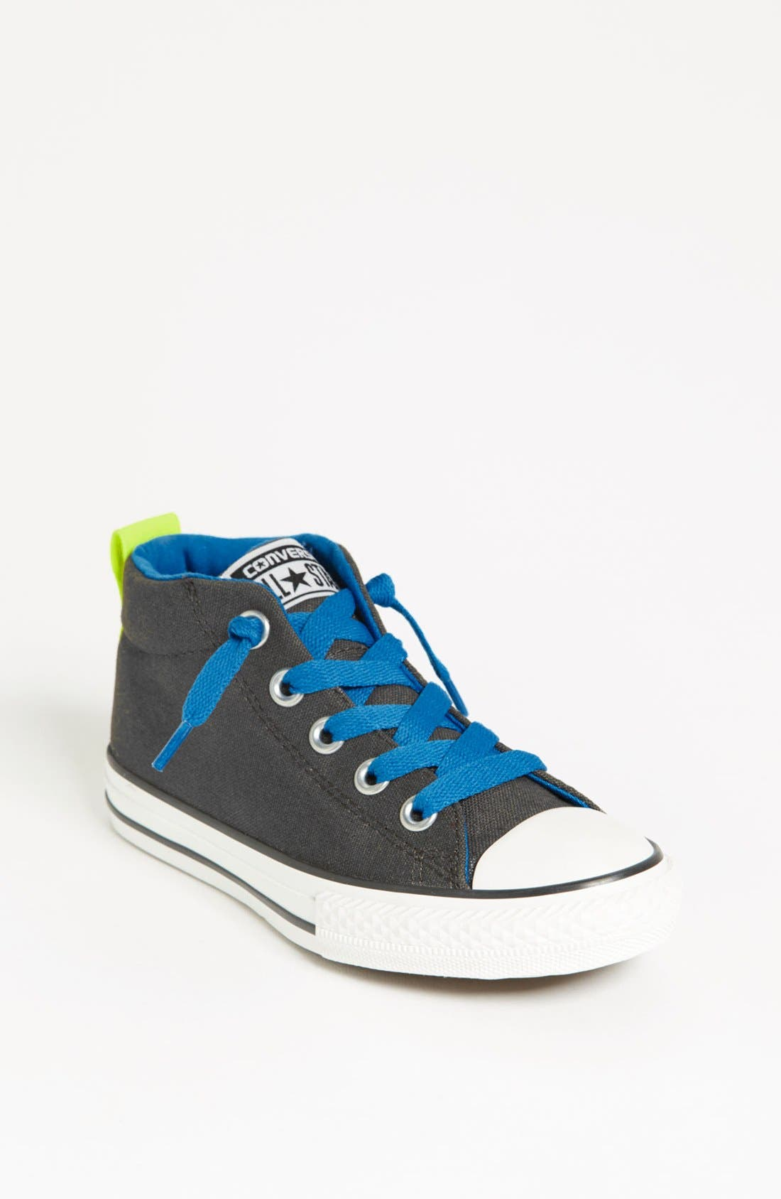 Alternate Image 1 Selected - Converse Chuck Taylor® 'Street Mid Cab' Slip-On Sneaker (Toddler, Little Kid & Big Kid)