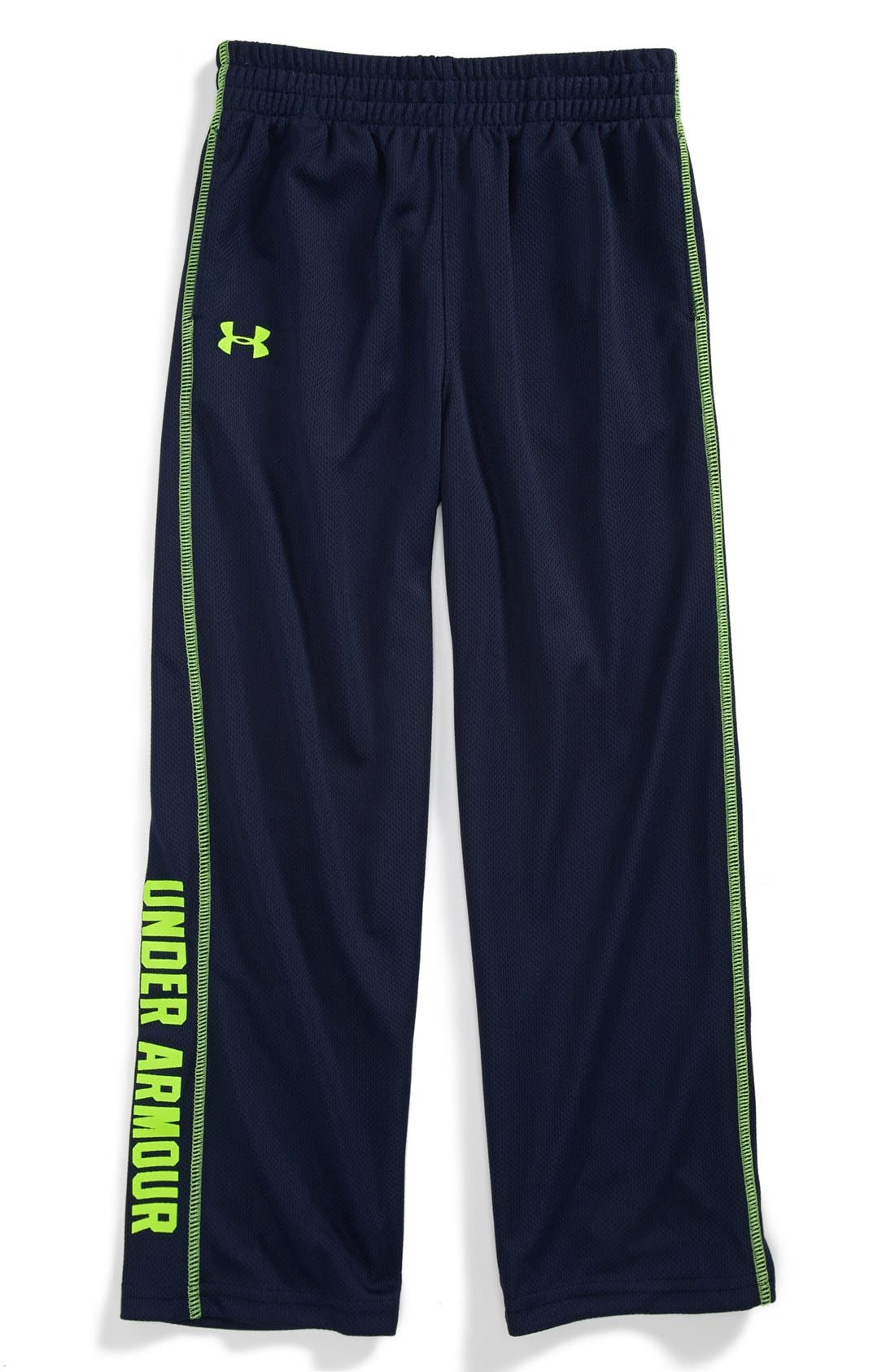 Alternate Image 1 Selected - Under Armour 'Root' Pants (Little Boys)