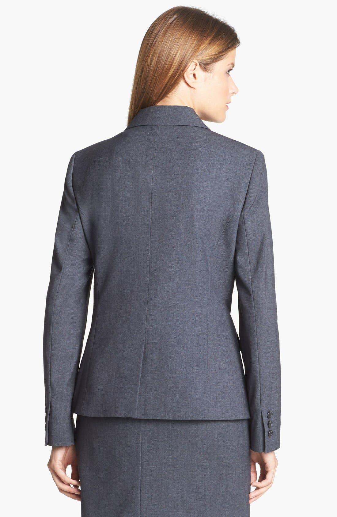 Alternate Image 3  - Jones New York 'Julia' Single Button Jacket