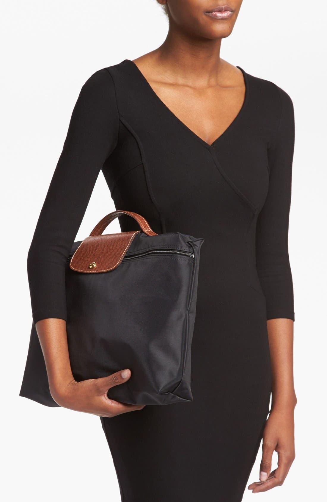 Alternate Image 2  - Longchamp 'Le Pliage' Briefcase