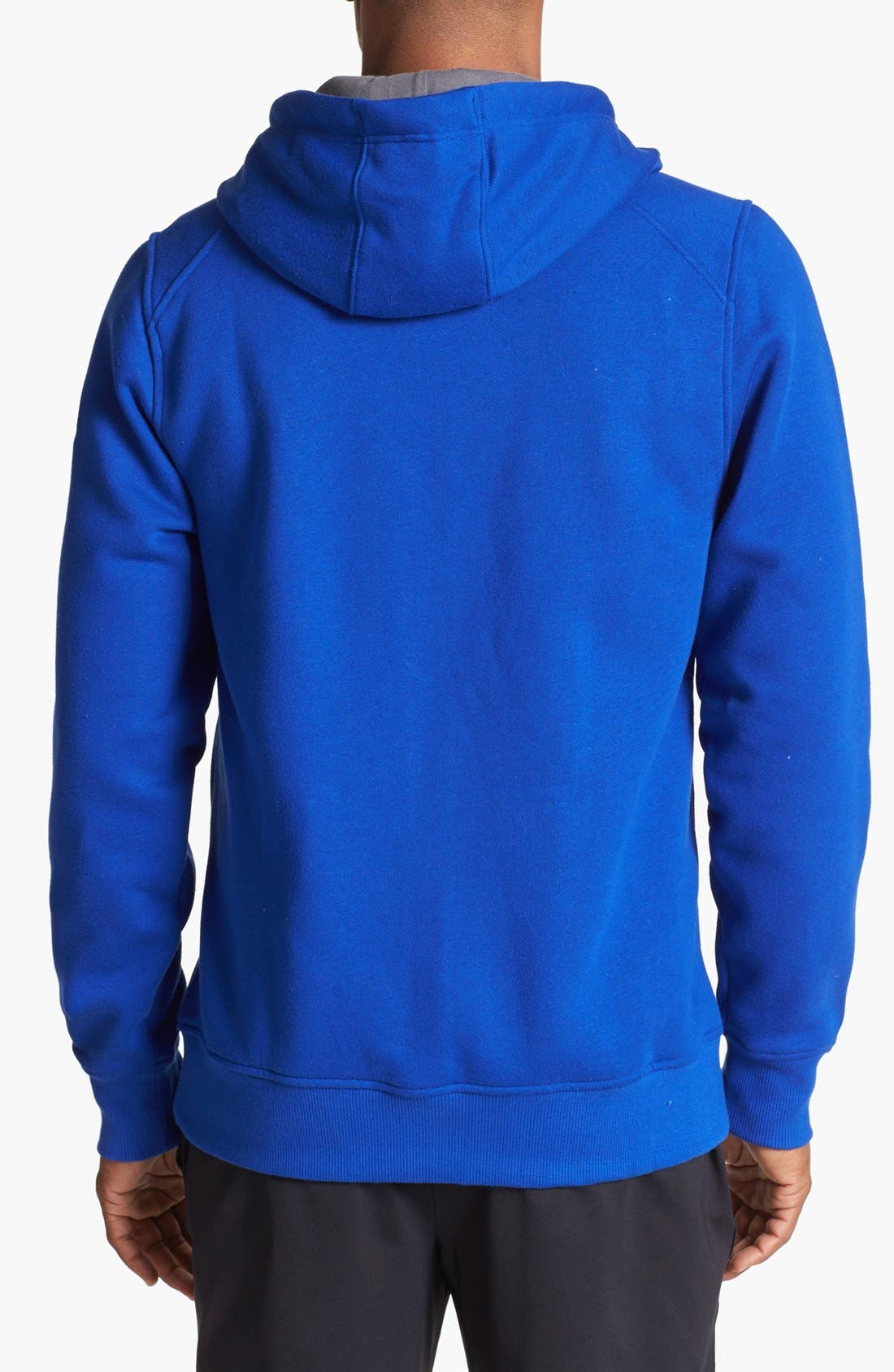 Alternate Image 2  - Under Armour 'Charged Cotton®' Storm Zip Hoodie