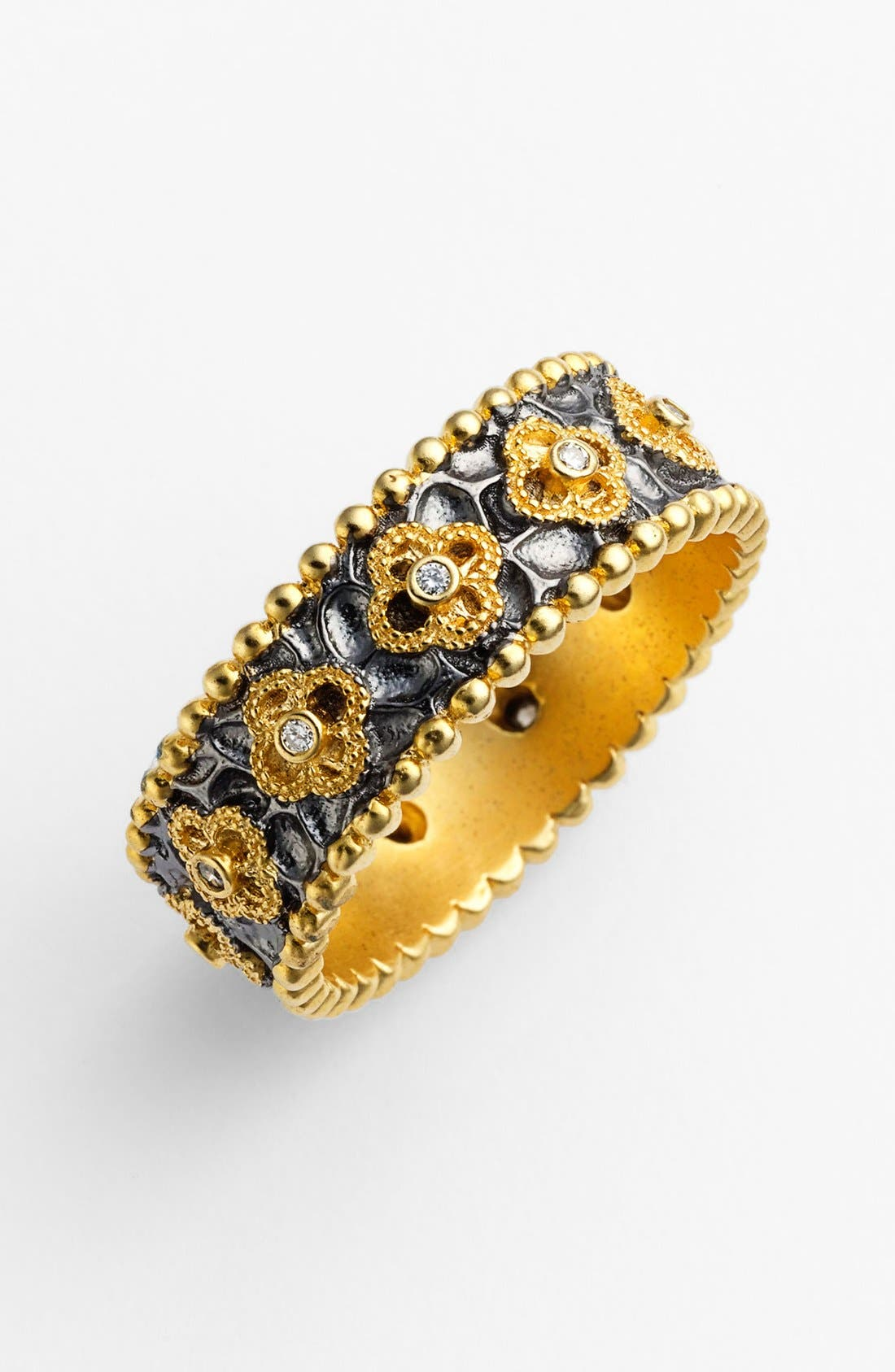 Alternate Image 1 Selected - FREIDA ROTHMAN 'Chelsea' Band Ring