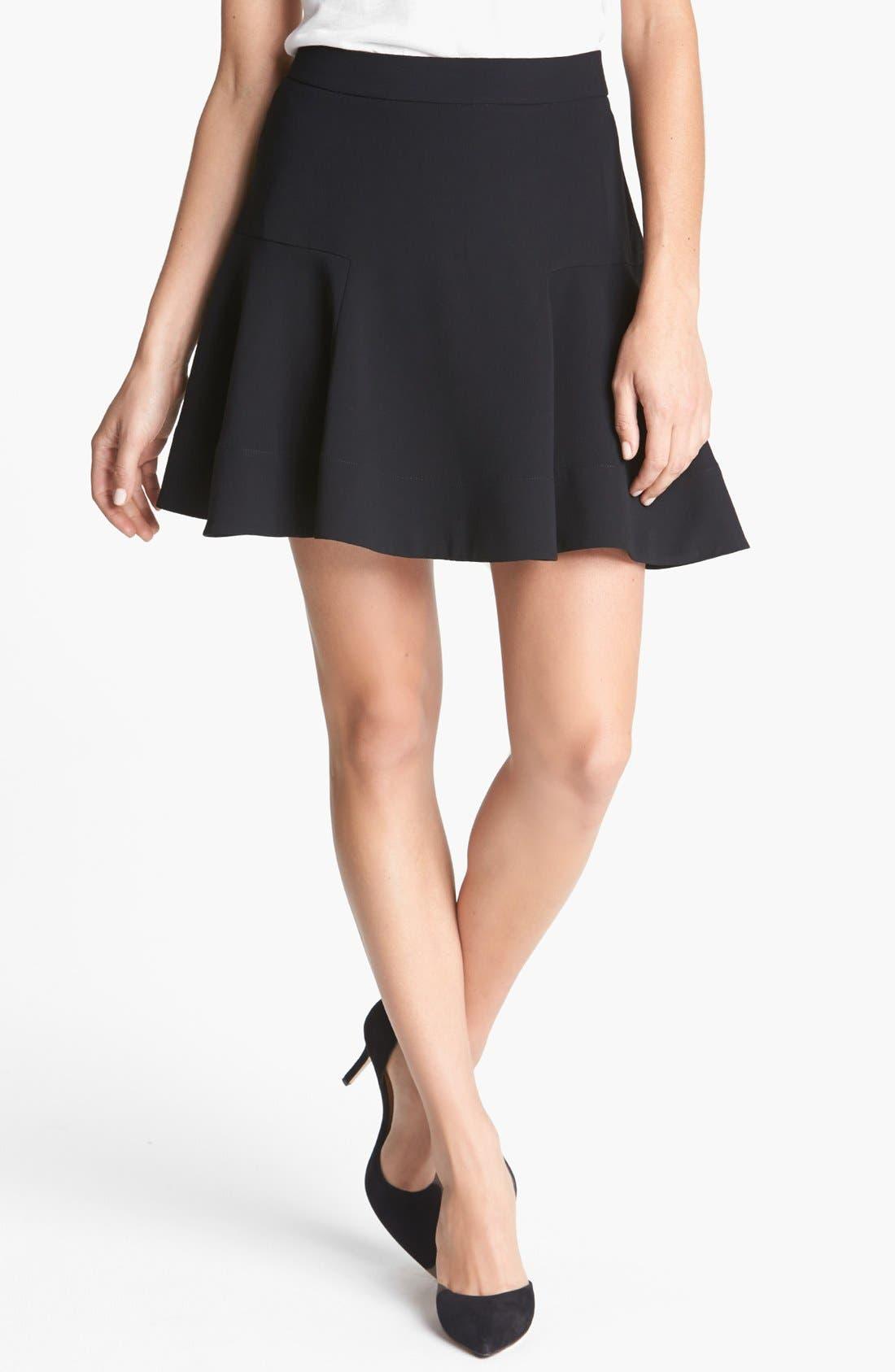 Main Image - Robbi & Nikki Fit & Flare Skirt