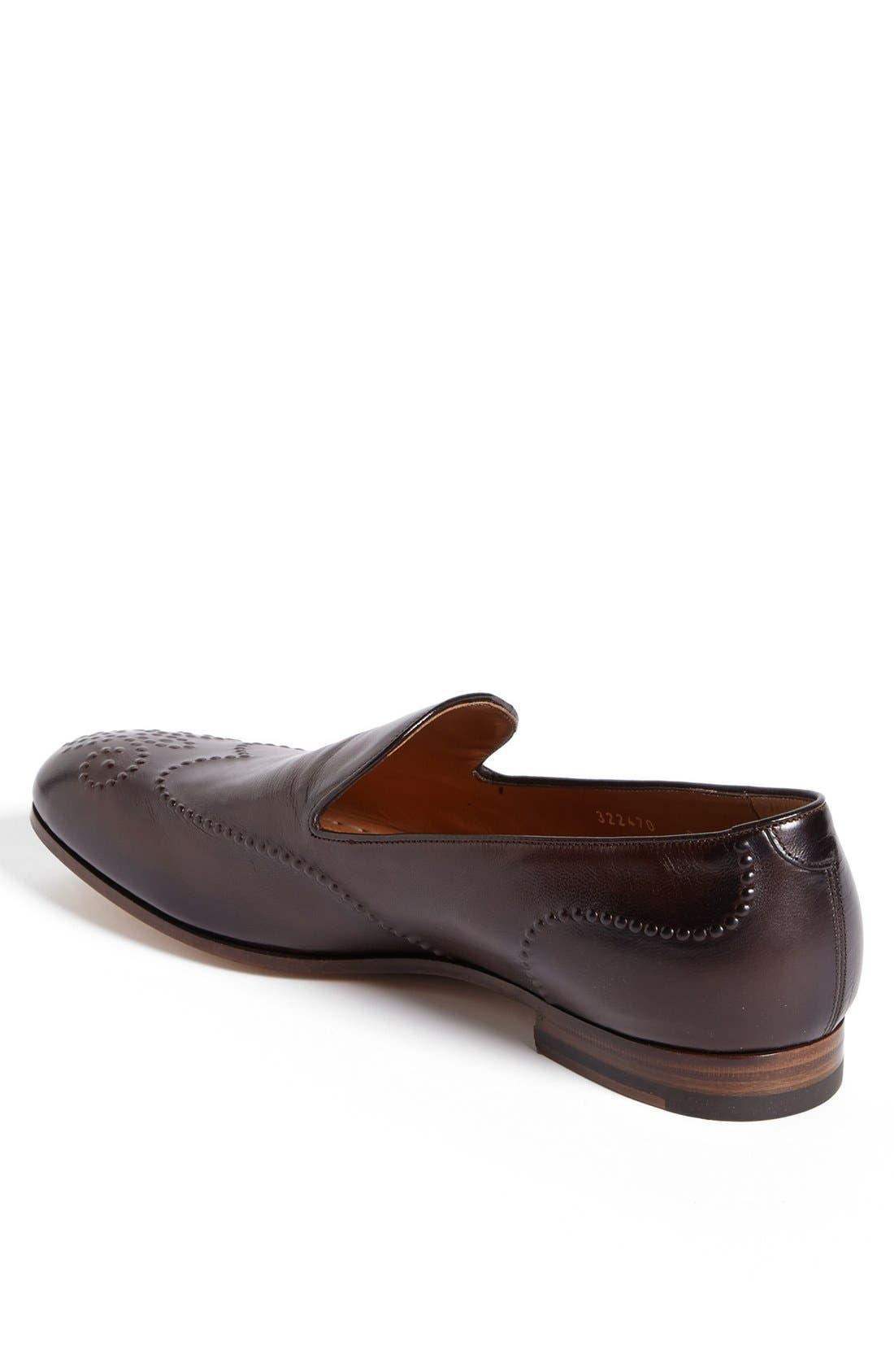 Alternate Image 2  - Gucci 'Beren' Loafer