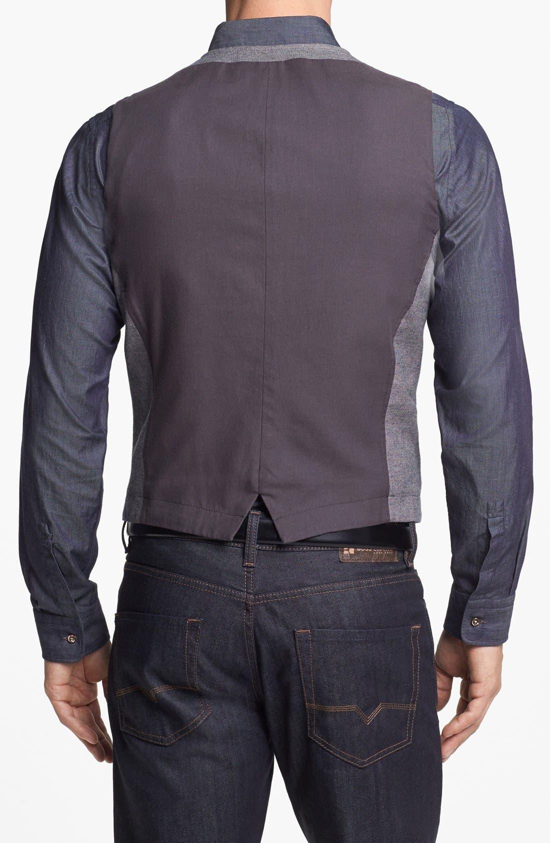 Alternate Image 2  - BOSS HUGO BOSS 'Cinor' Vest