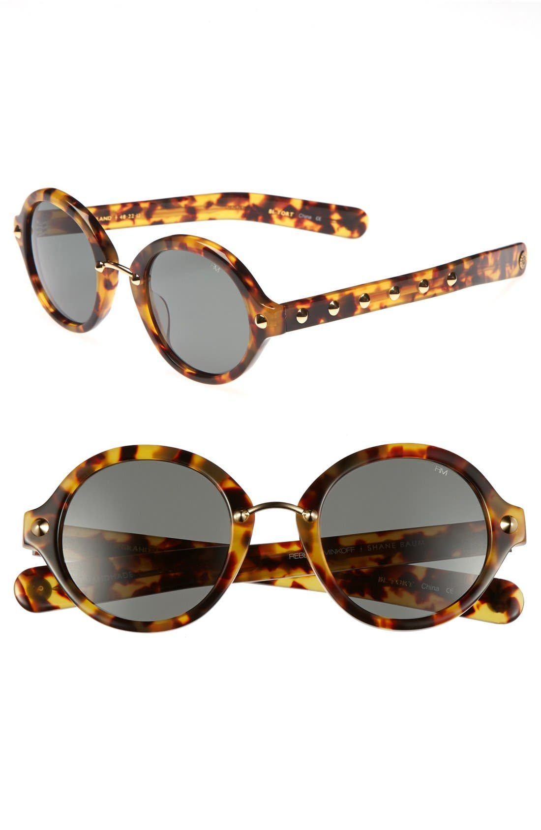 Alternate Image 1 Selected - Rebecca Minkoff 'Grand' 48mm Sunglasses