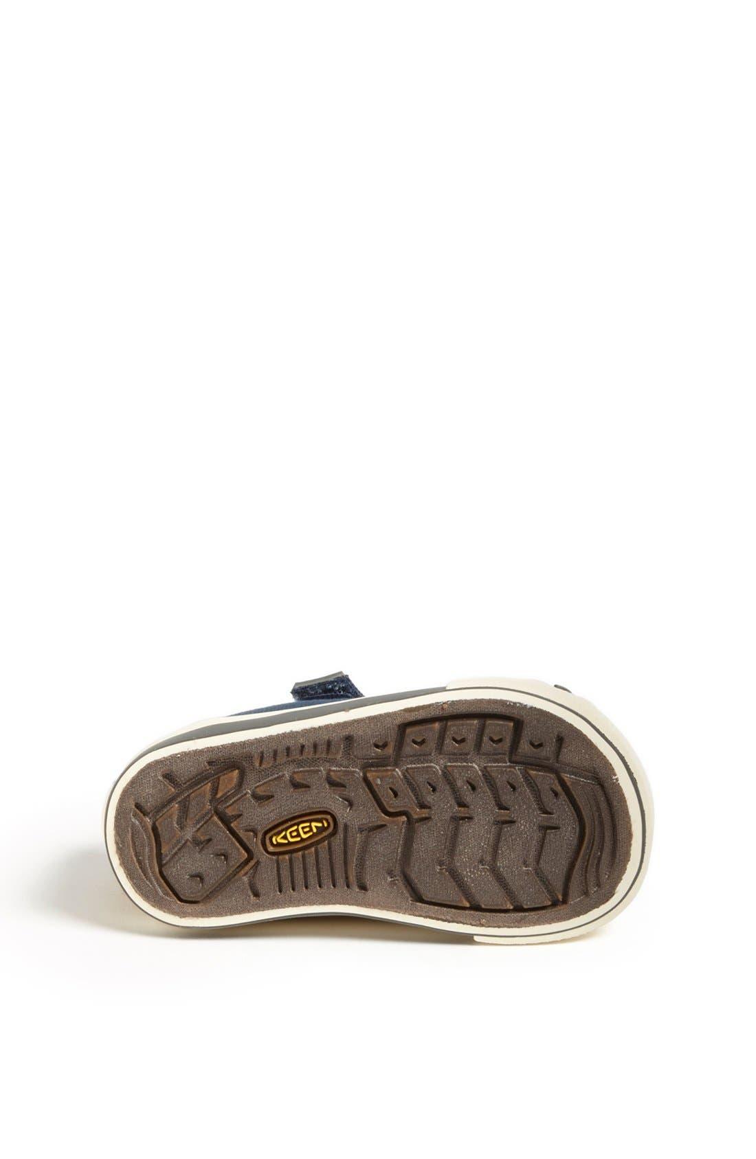 Alternate Image 4  - Keen 'Coronado' Sneaker (Baby & Walker)