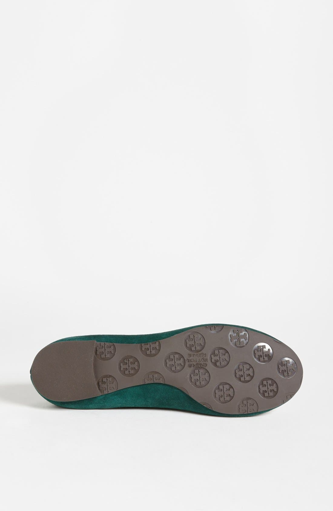 Alternate Image 4  - Tory Burch 'Reva' Skimmer Flat