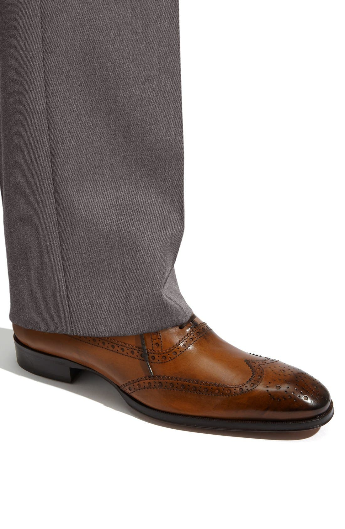 Alternate Image 5  - To Boot New York 'Windsor' Wingtip Oxford (Men)