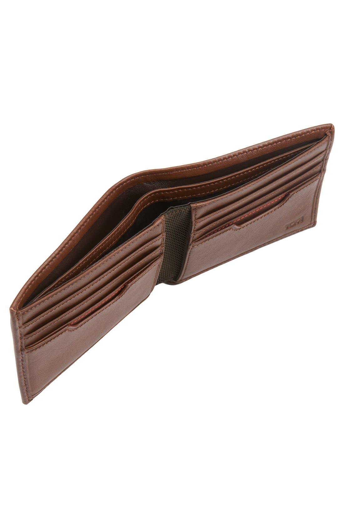 Alternate Image 4  - Tumi 'Delta Double' Billfold Wallet