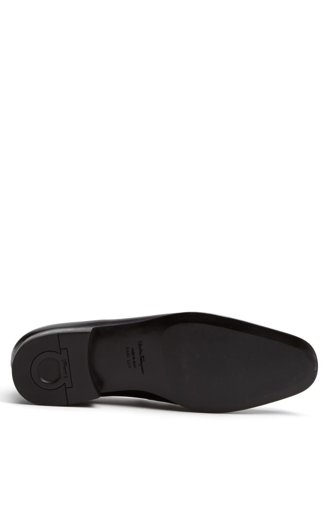 Alternate Image 4  - Salvatore Ferragamo 'Francisco' Loafer