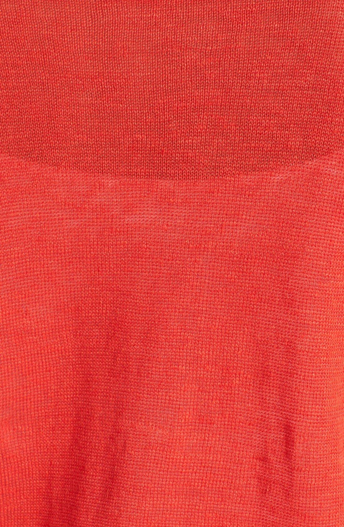Alternate Image 3  - Eileen Fisher Elbow Sleeve Cardigan