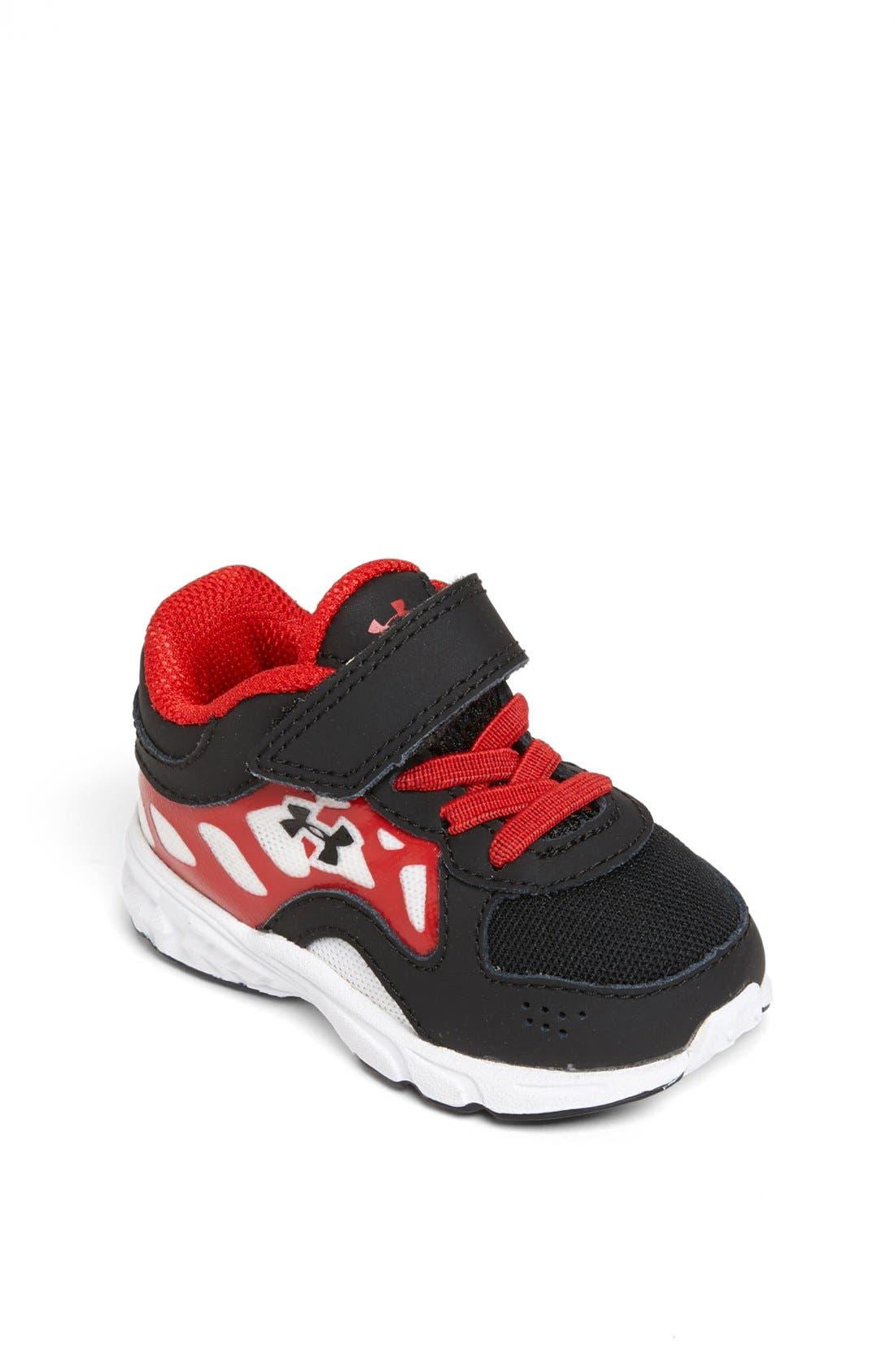Alternate Image 1 Selected - Under Armour 'Ignite' Sneaker (Baby, Walker & Toddler)