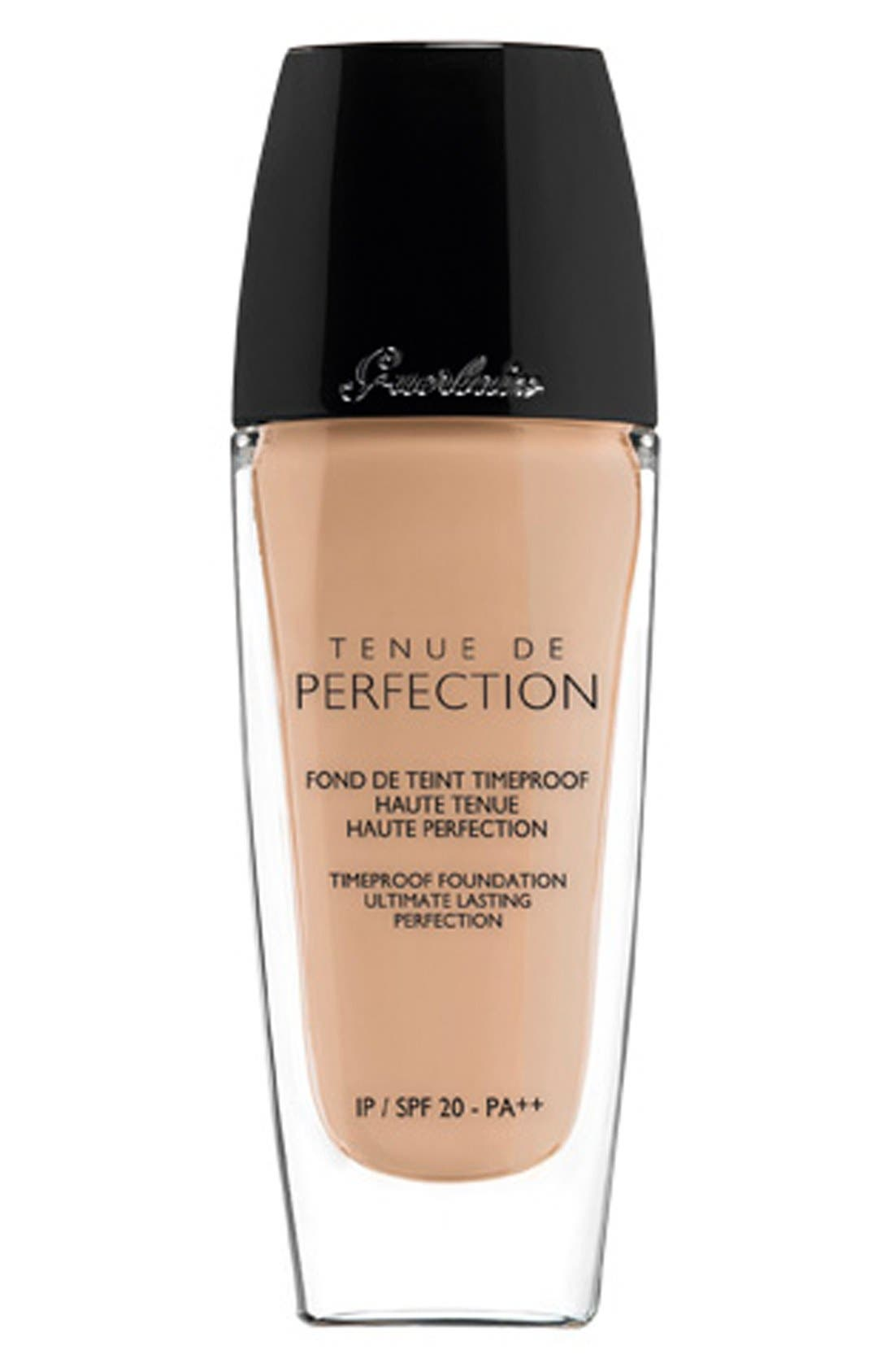 Guerlain 'Tenue de Perfection' Foundation SPF 20