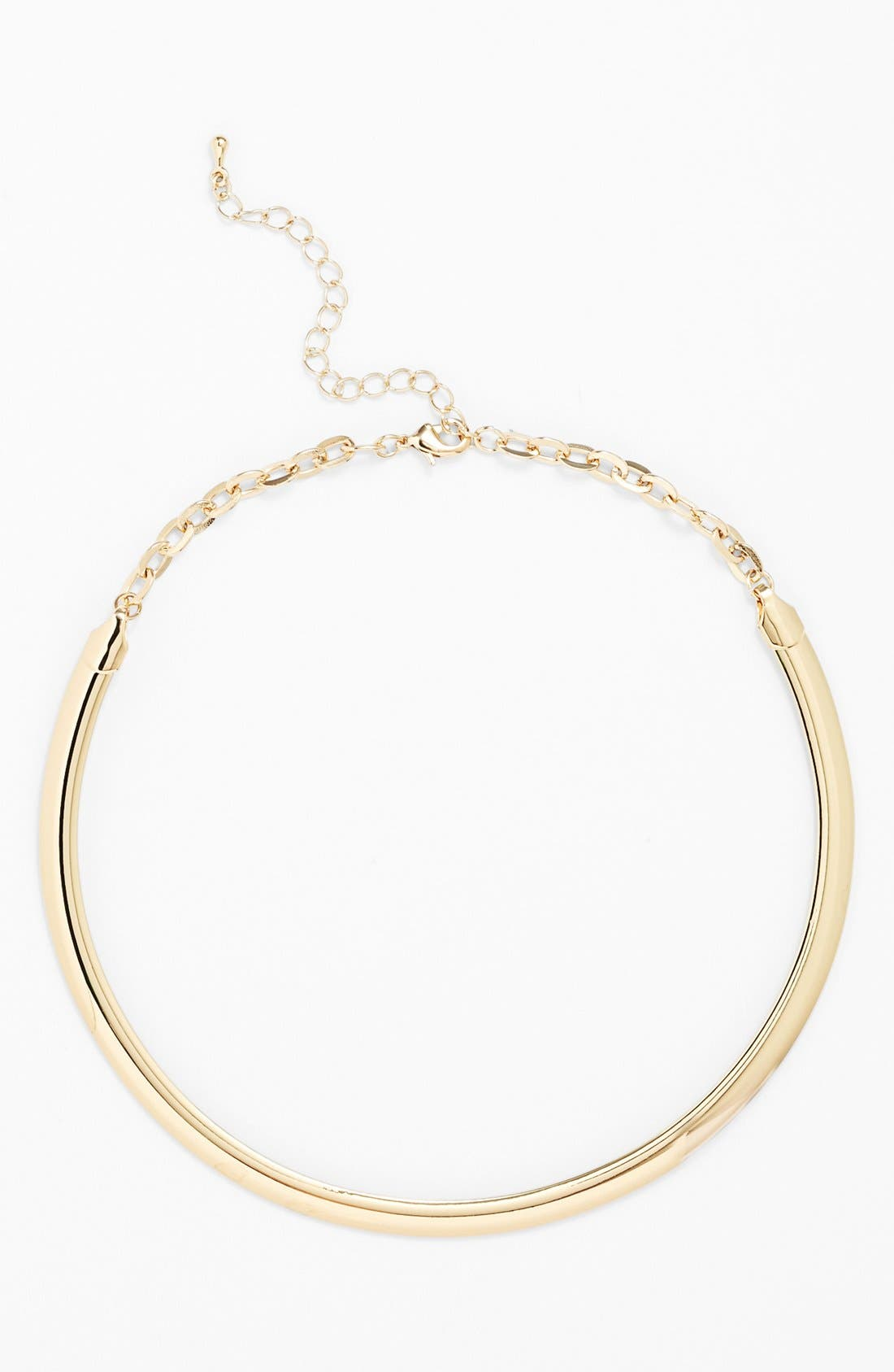 Alternate Image 1 Selected - Natasha Couture Thin Collar Necklace