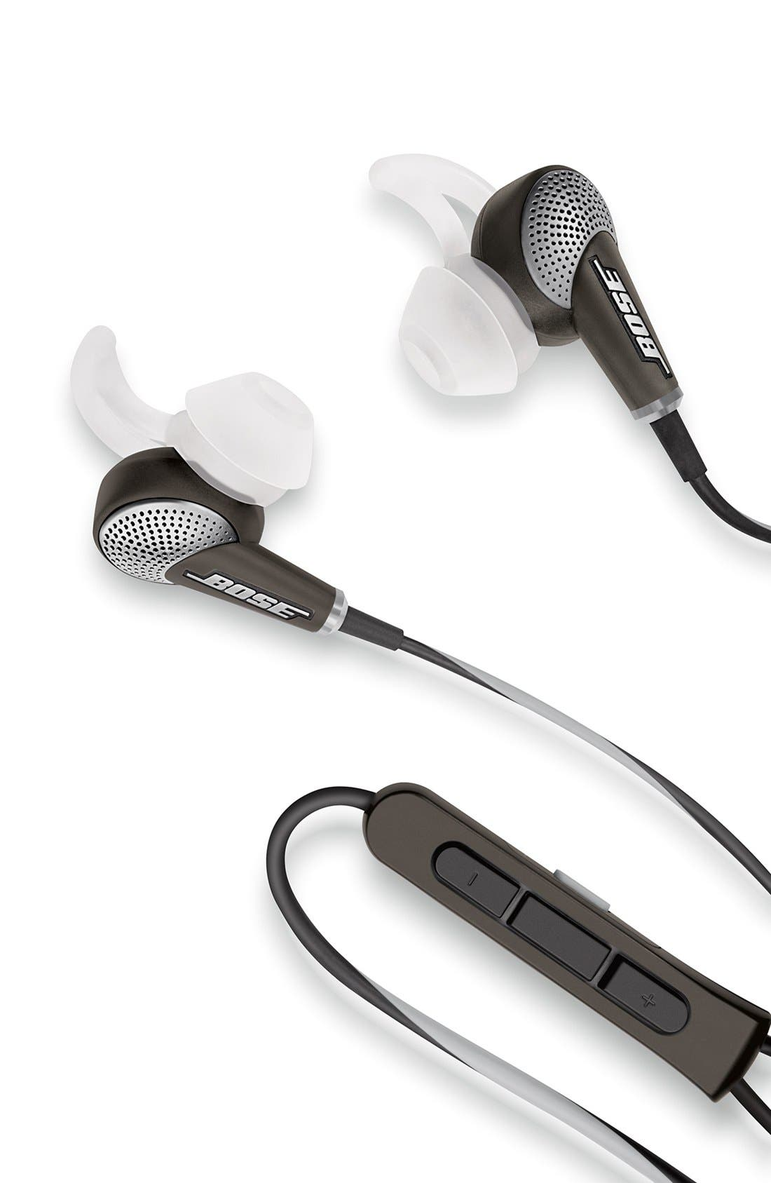 Main Image - Bose® QuietComfort® 20i Acoustic Noise Cancelling® In-Ear Headphones