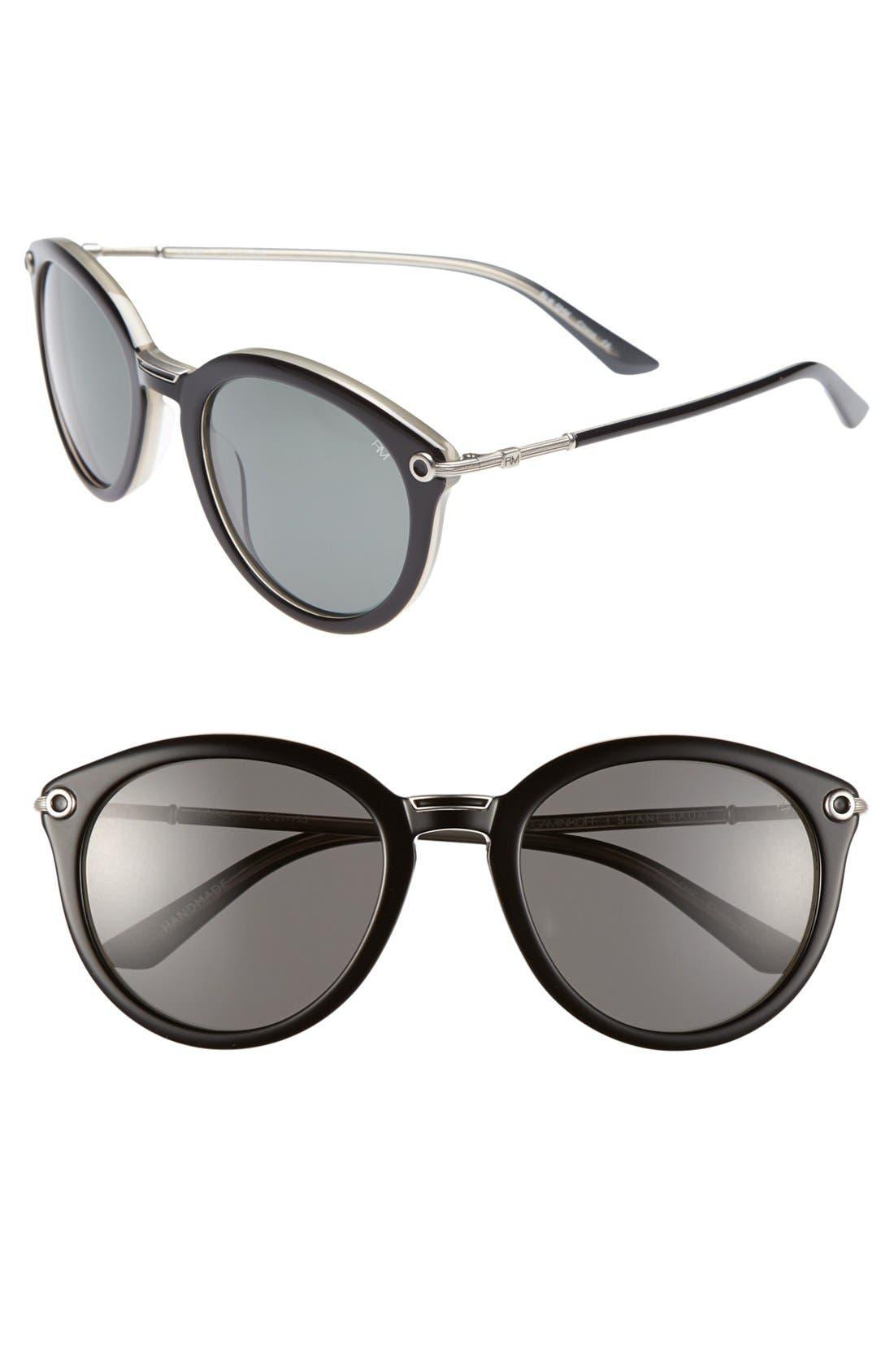 Alternate Image 1 Selected - Rebecca Minkoff 'Bond' 52mm Sunglasses