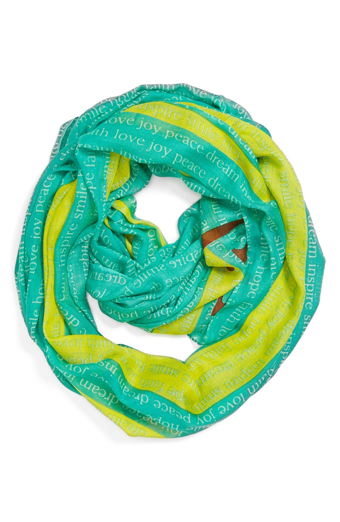 Alternate Image 1 Selected - Lulla Collection by Bindya 'Live' Infinity Scarf