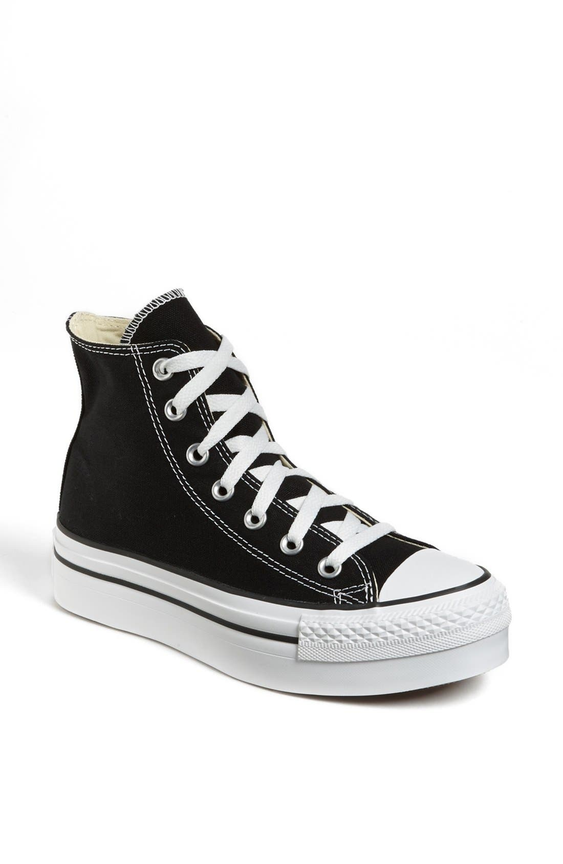 Main Image - Converse Chuck Taylor® High Top Platform Sneaker