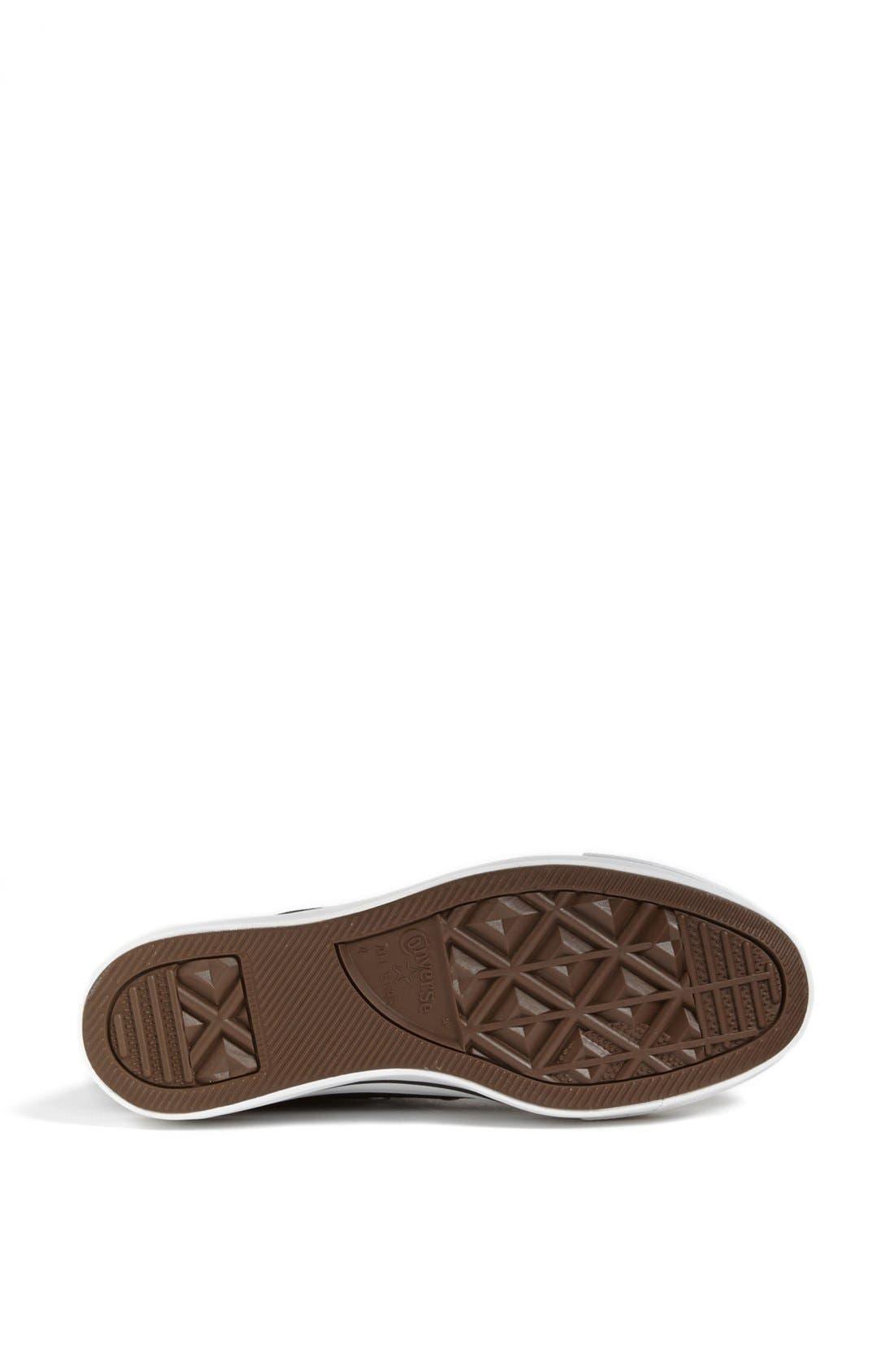 Alternate Image 4  - Converse Chuck Taylor® High Top Platform Sneaker