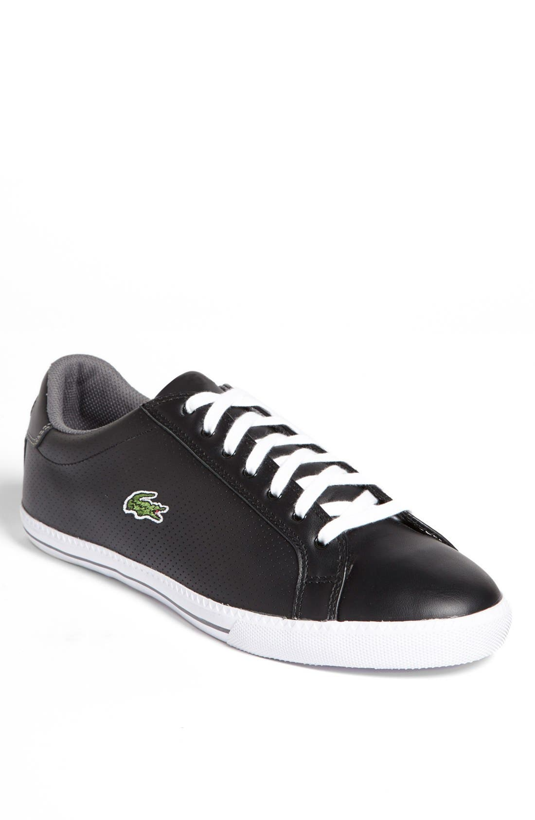 Alternate Image 1 Selected - Lacoste 'Graduate' Sneaker