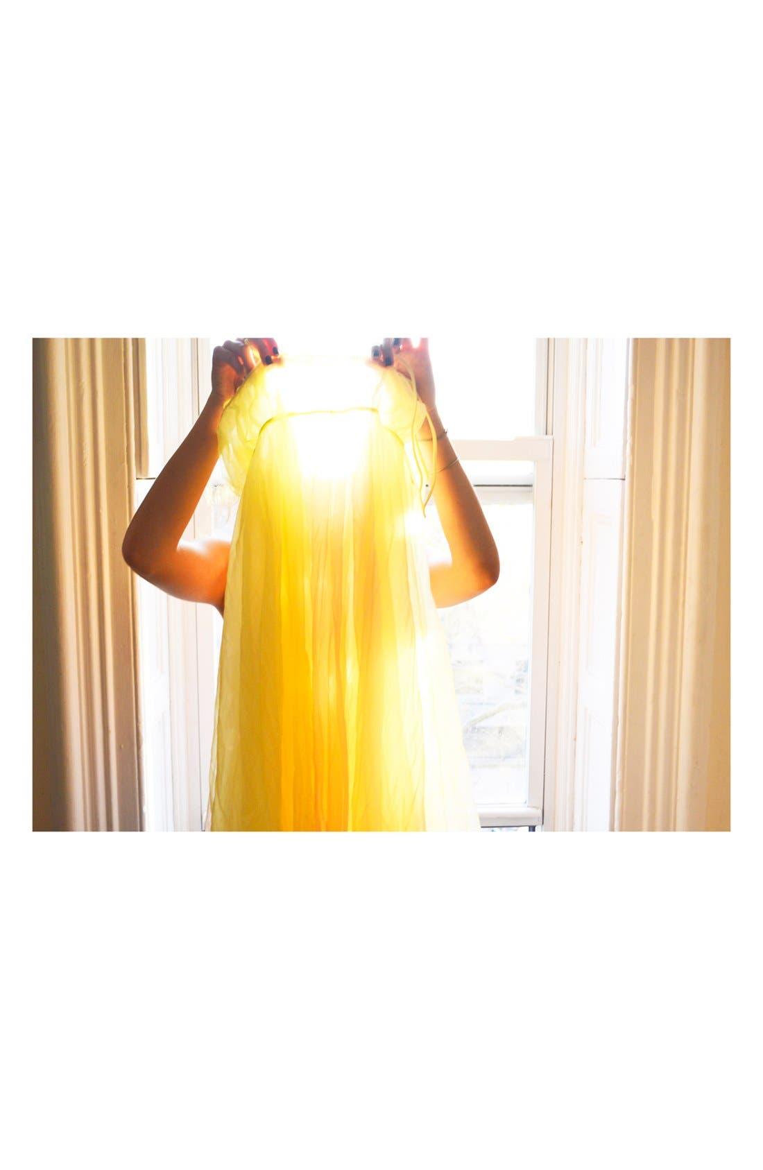Main Image - She Hit Pause Studios 'Yellow Dress' Wall Art
