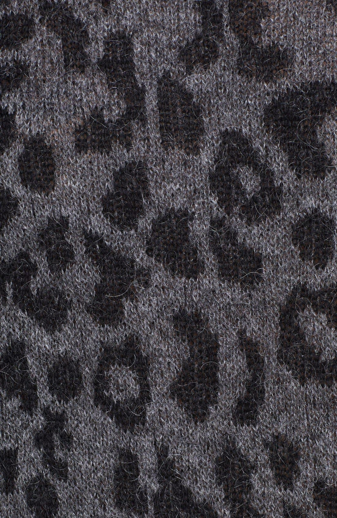 Alternate Image 4  - The Kooples Leopard Pattern Sweater