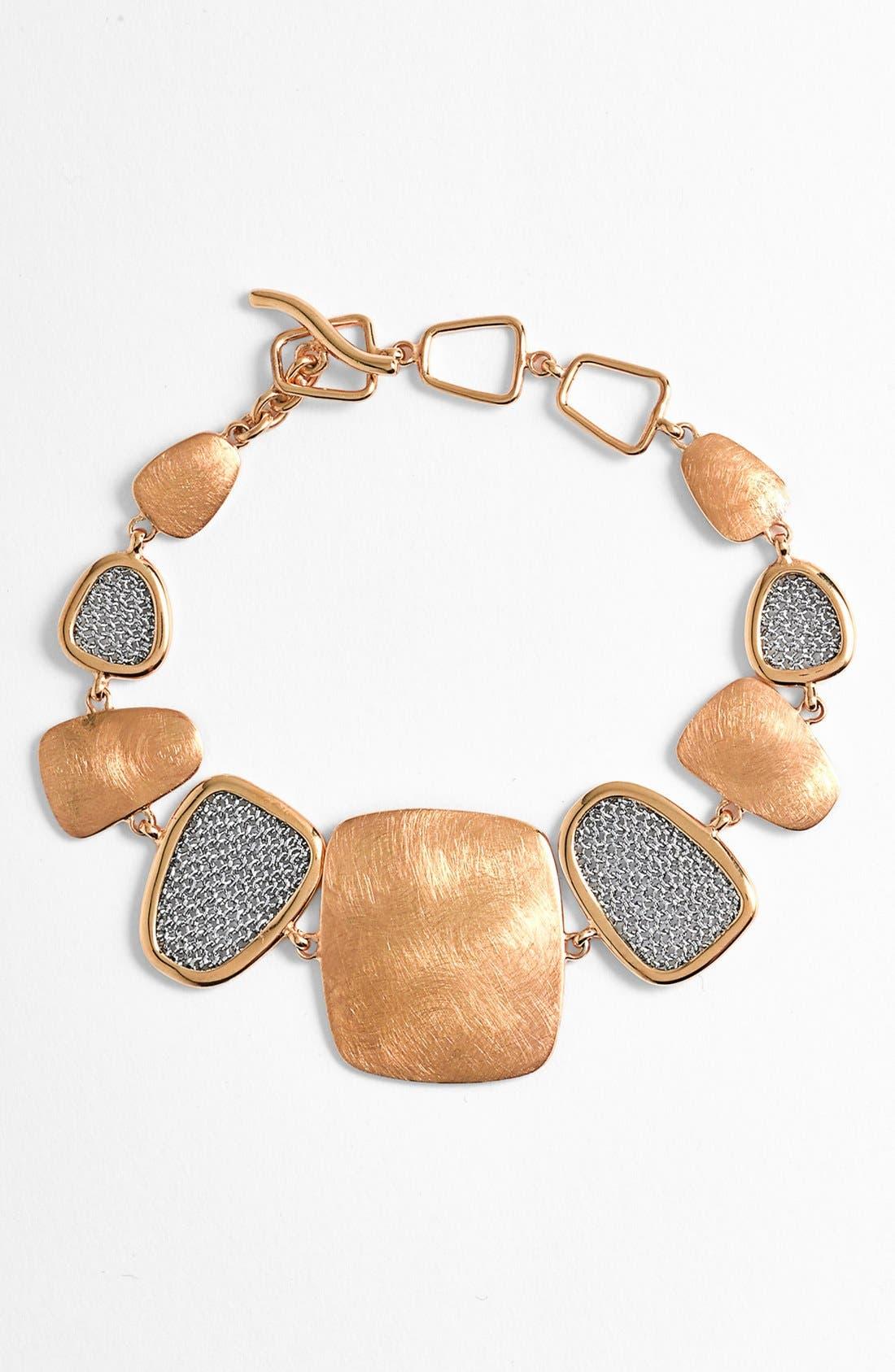 Alternate Image 1 Selected - Adami & Martucci 'Dune' Toggle Bracelet